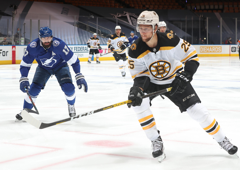 Boston Bruins v Tampa Bay Lightning - Game Two