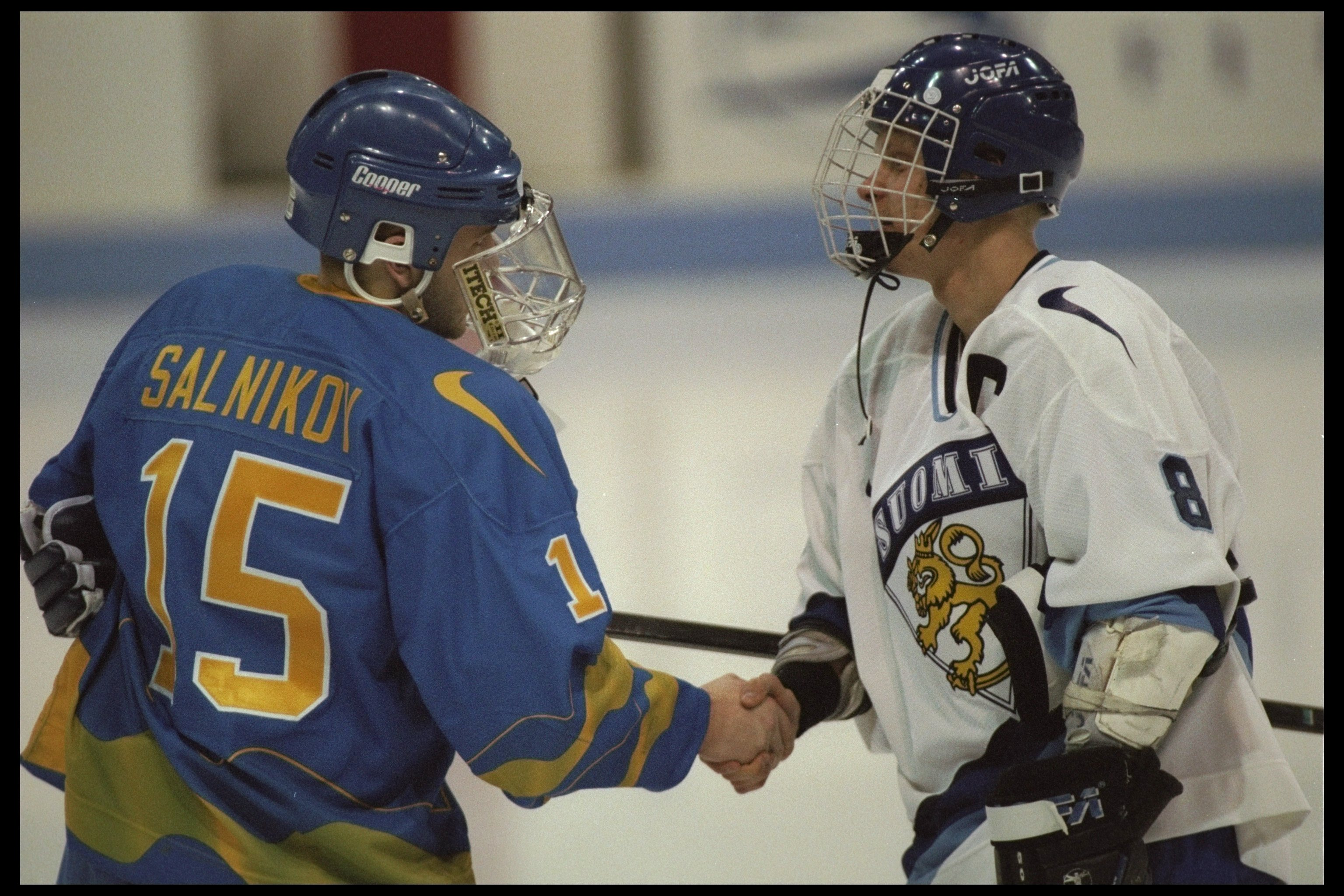 Finland V Ukraine