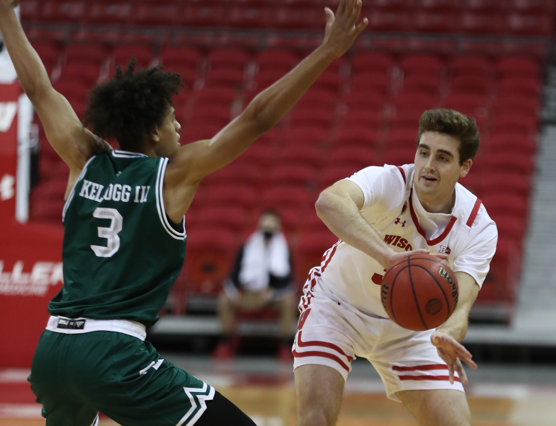 NCAA Basketball: Green Bay at Wisconsin