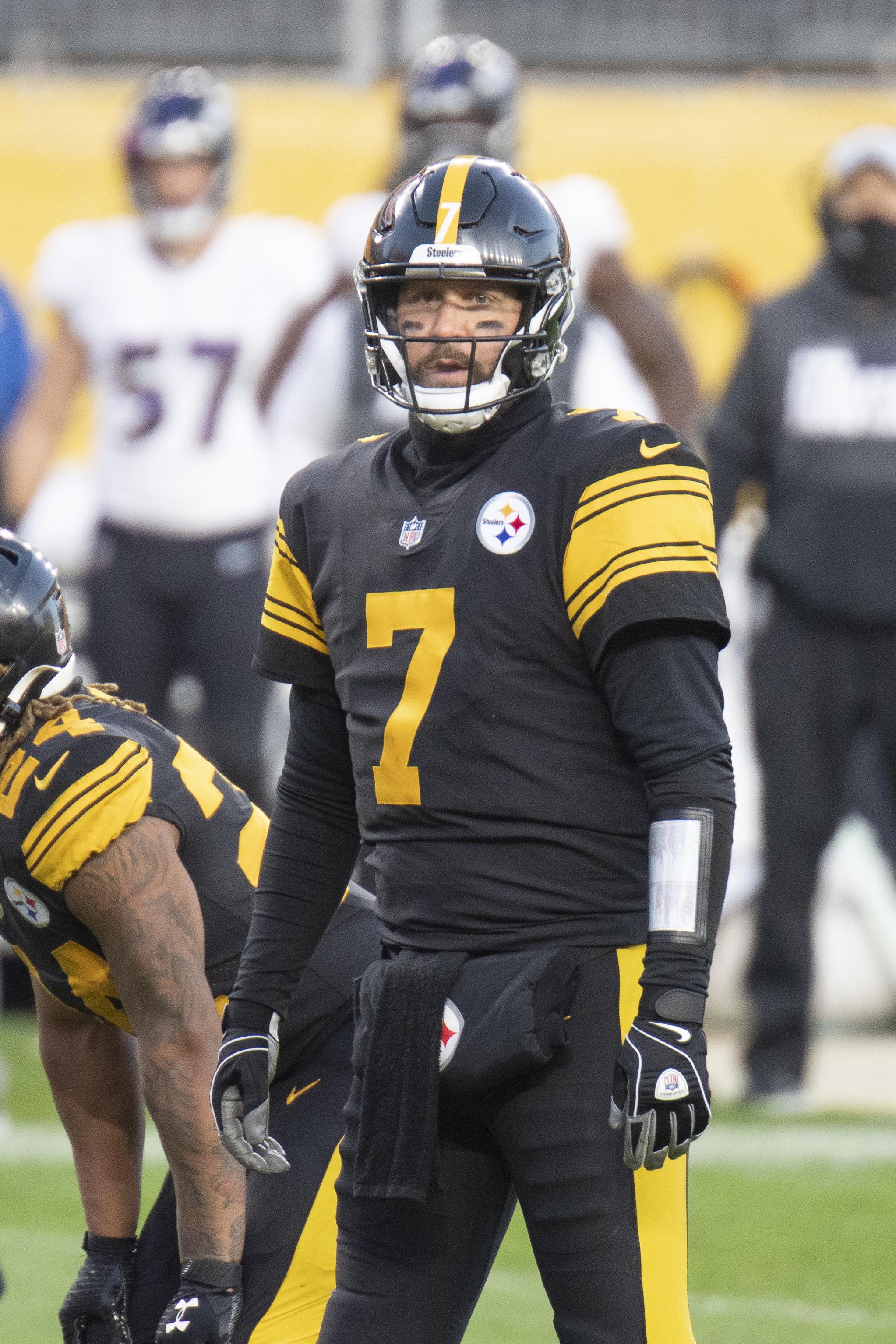 NFL: DEC 02 Ravens at Steelers