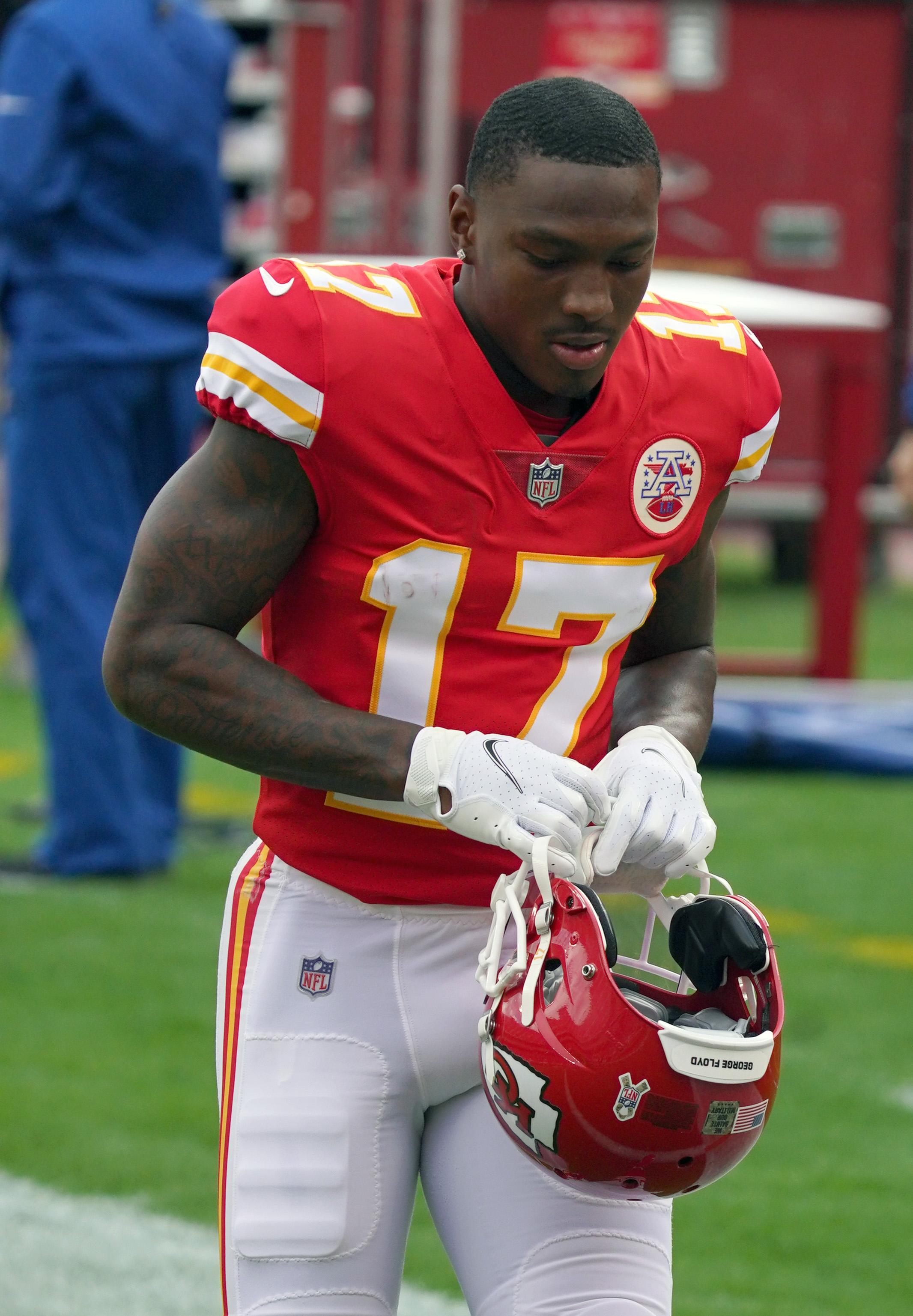 NFL: Carolina Panthers at Kansas City Chiefs