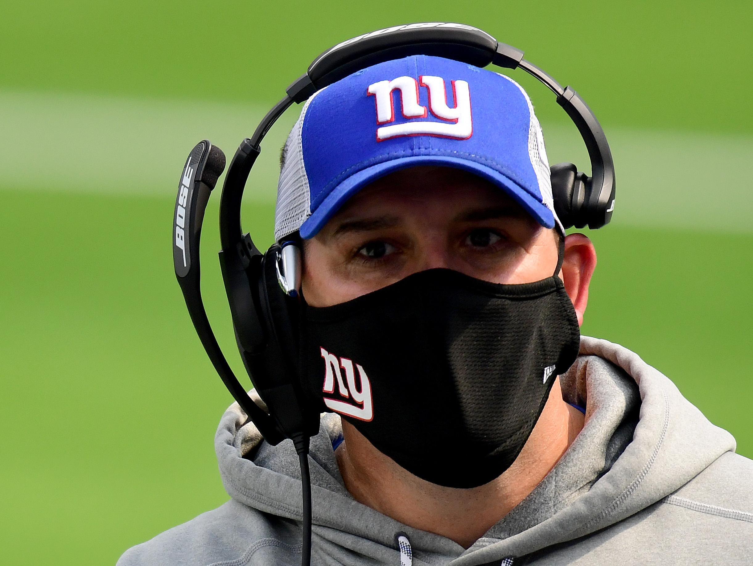 New York Giants v Los Angeles Rams
