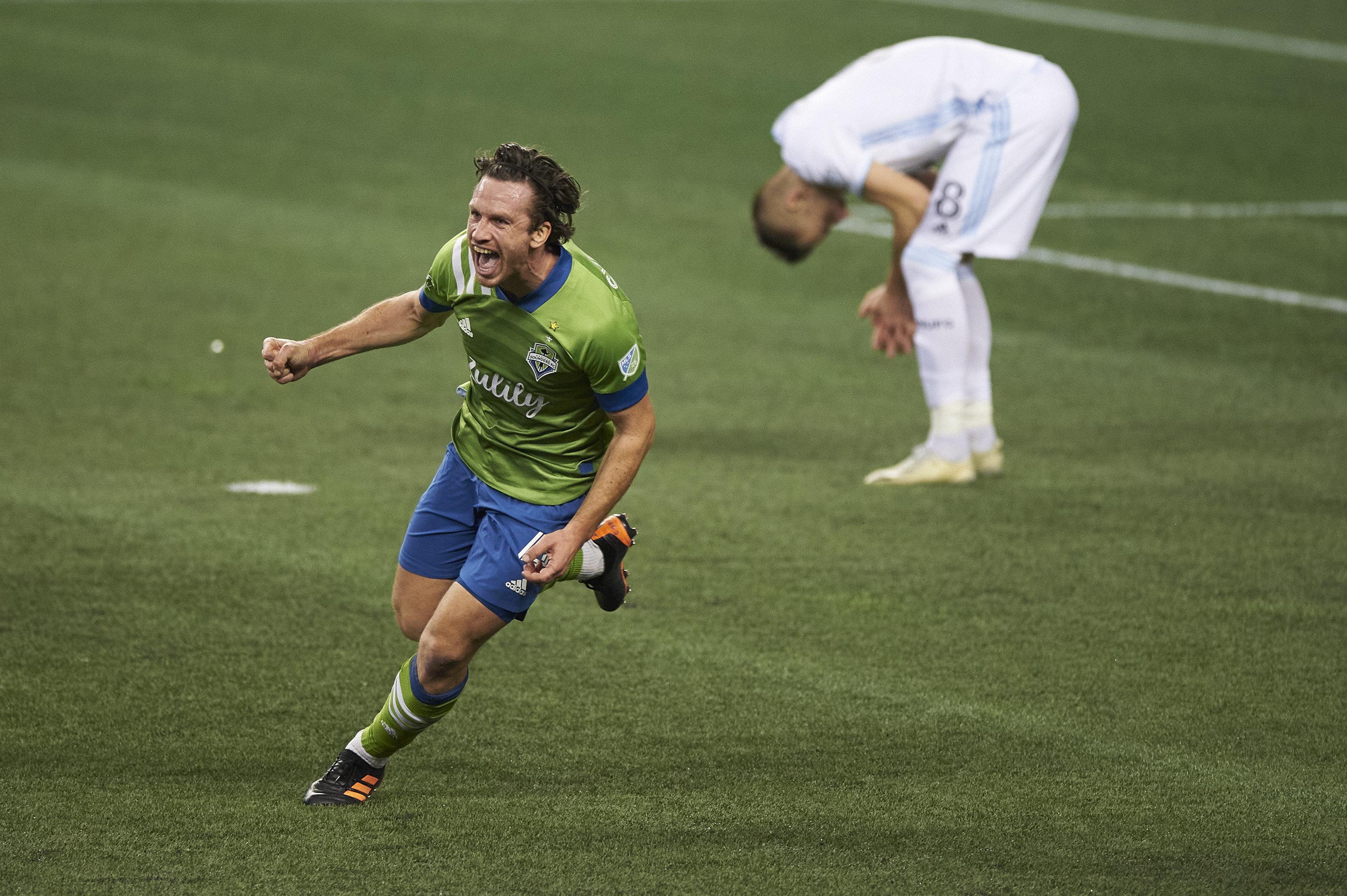 MLS: Minnesota United FC at Seattle Sounders FC
