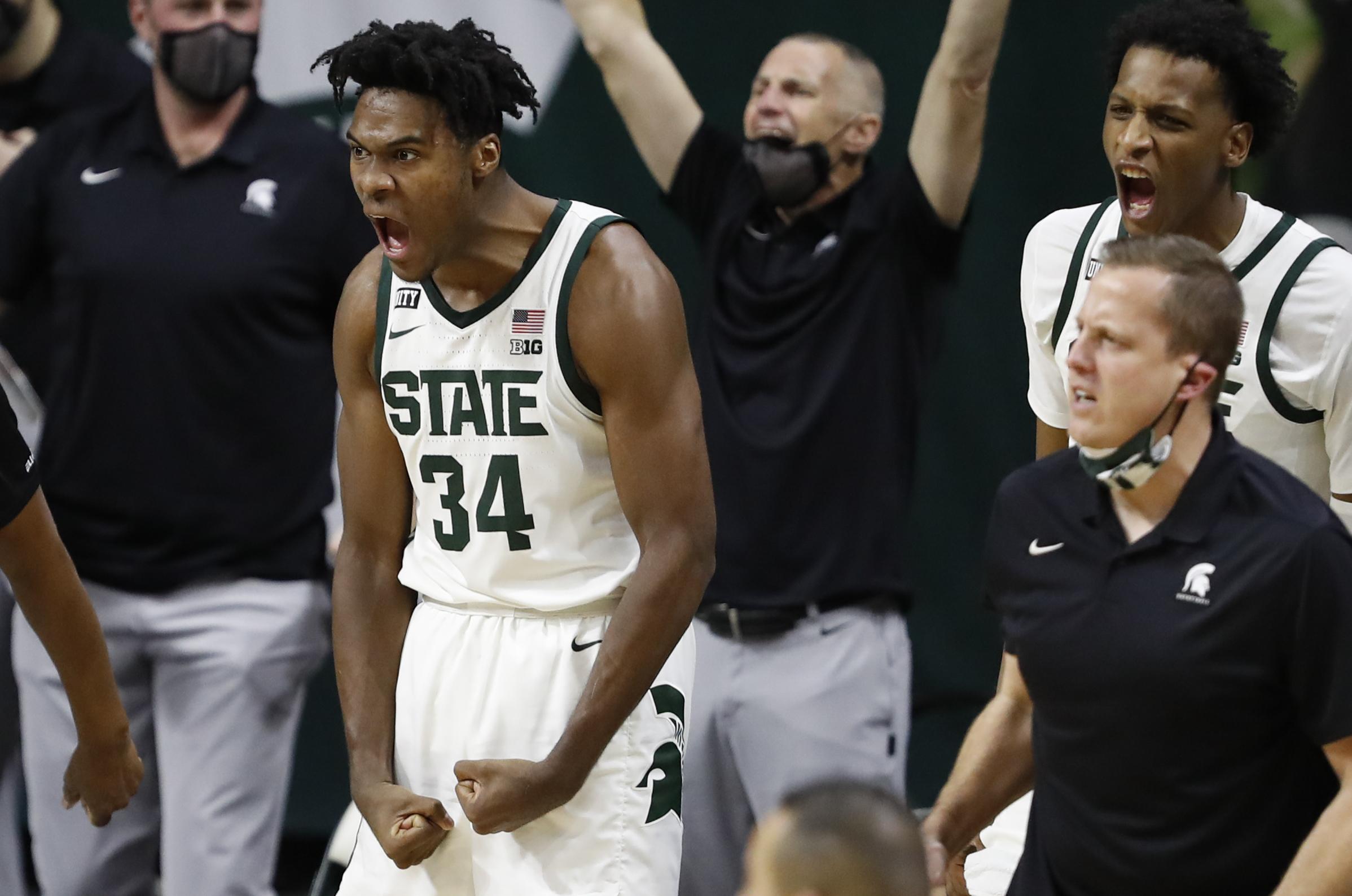 NCAA Basketball: Western Michigan at Michigan State