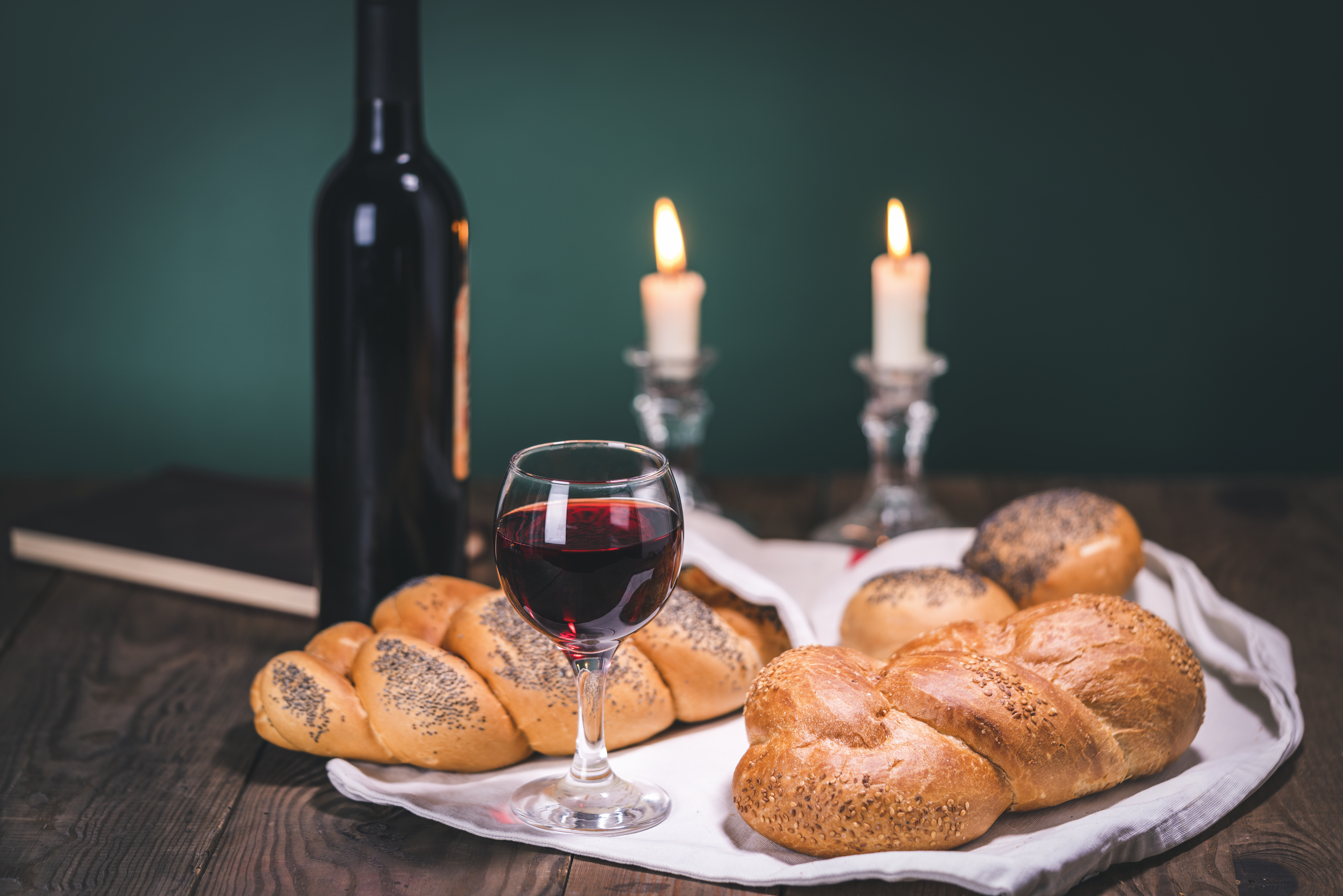 Kosher wine is made similarly to most non-kosher wine, but it's important who makes the wine, when and how. Forwine to be kosher, it should be made by religious Jewish wine makers who follow certain practices at their vineyards.
