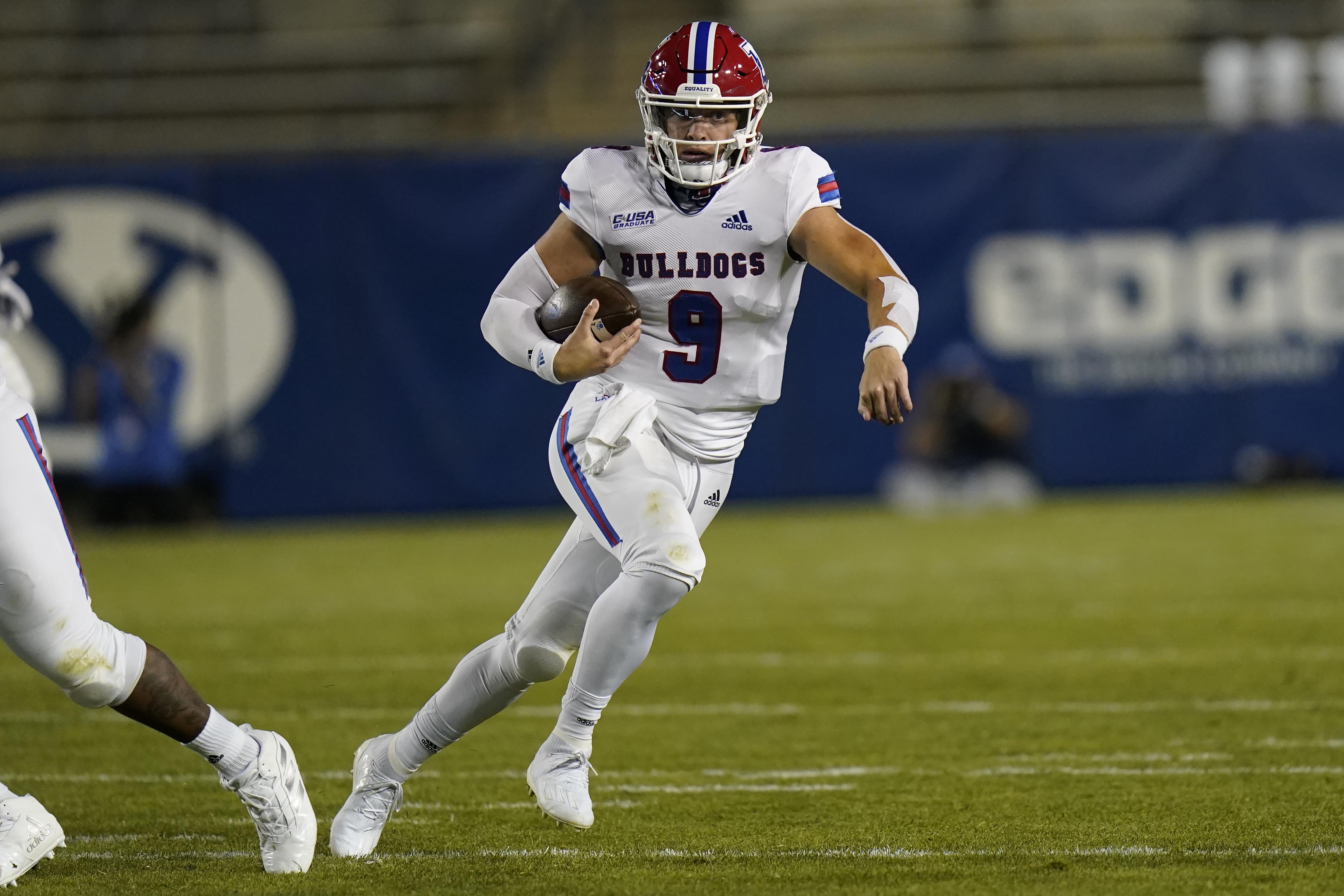 NCAA Football: Louisiana Tech at BYU