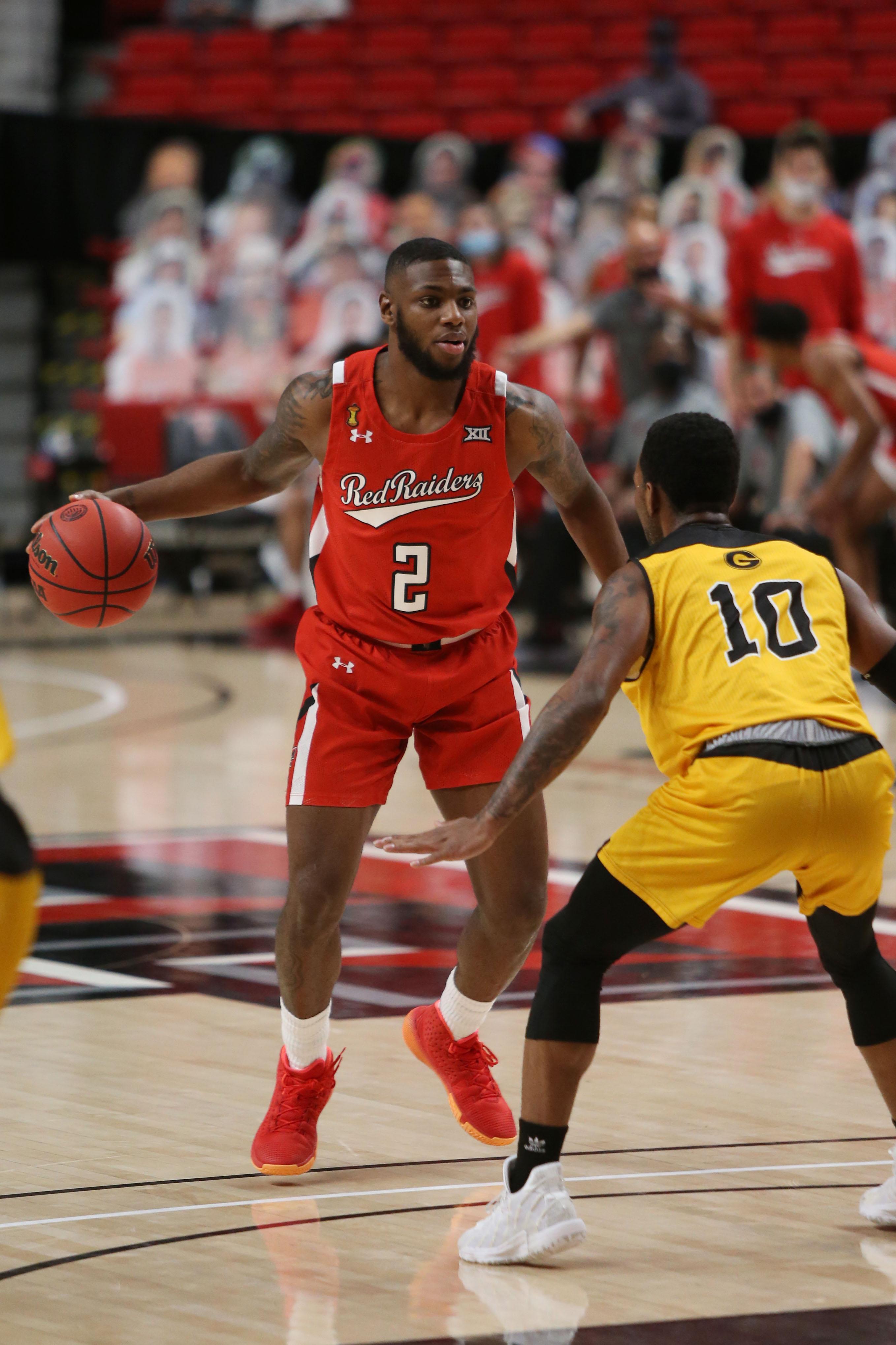 NCAA Basketball: Grambling State at Texas Tech