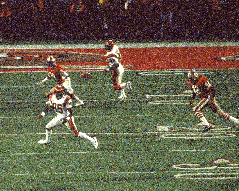 Super Bowl XXIII - Cincinnati Bengals v San Francisco 49ers