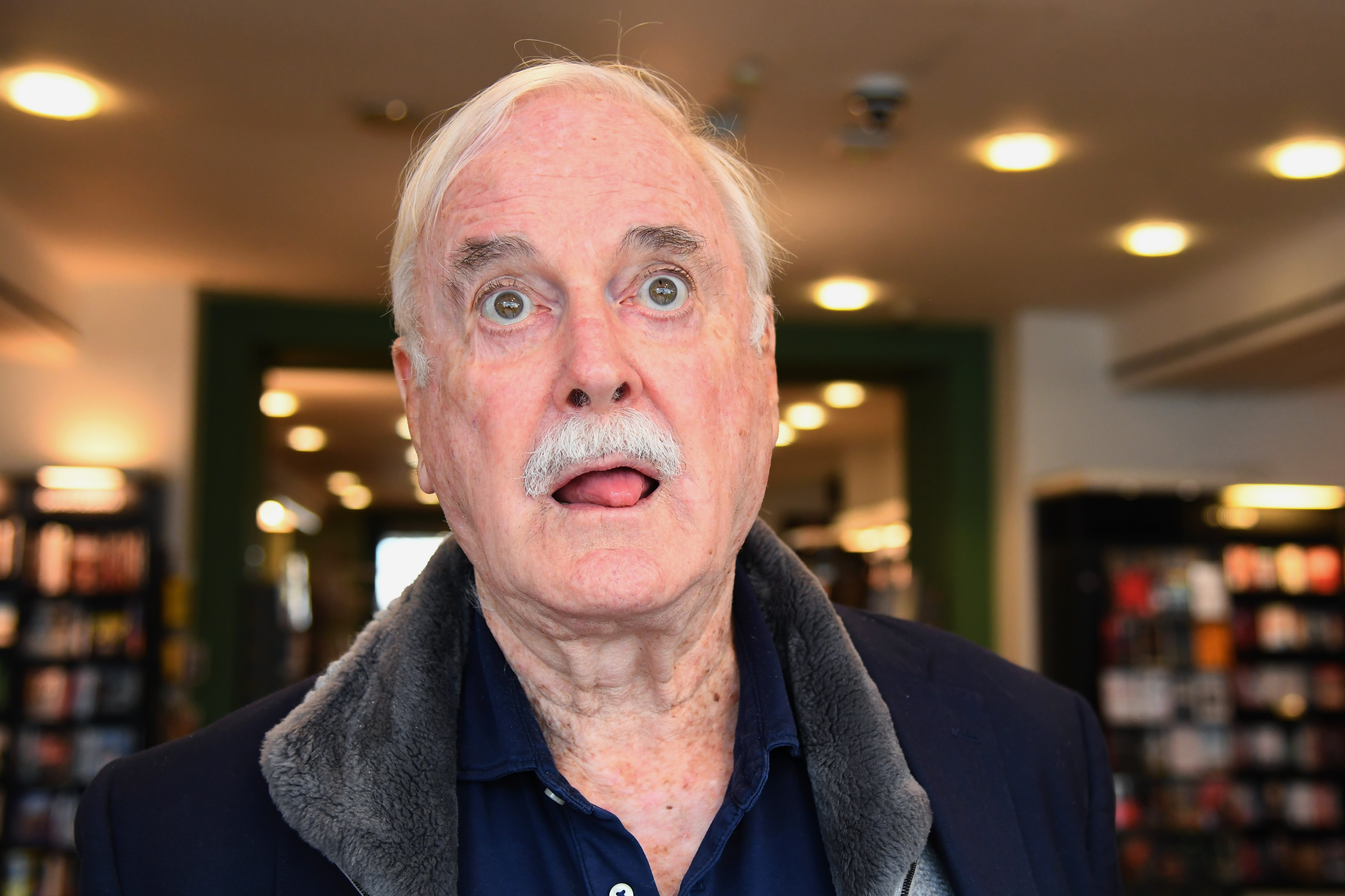 """""""Creativity: A Short and Cheerful Guide"""" By John Cleese - Photocall"""
