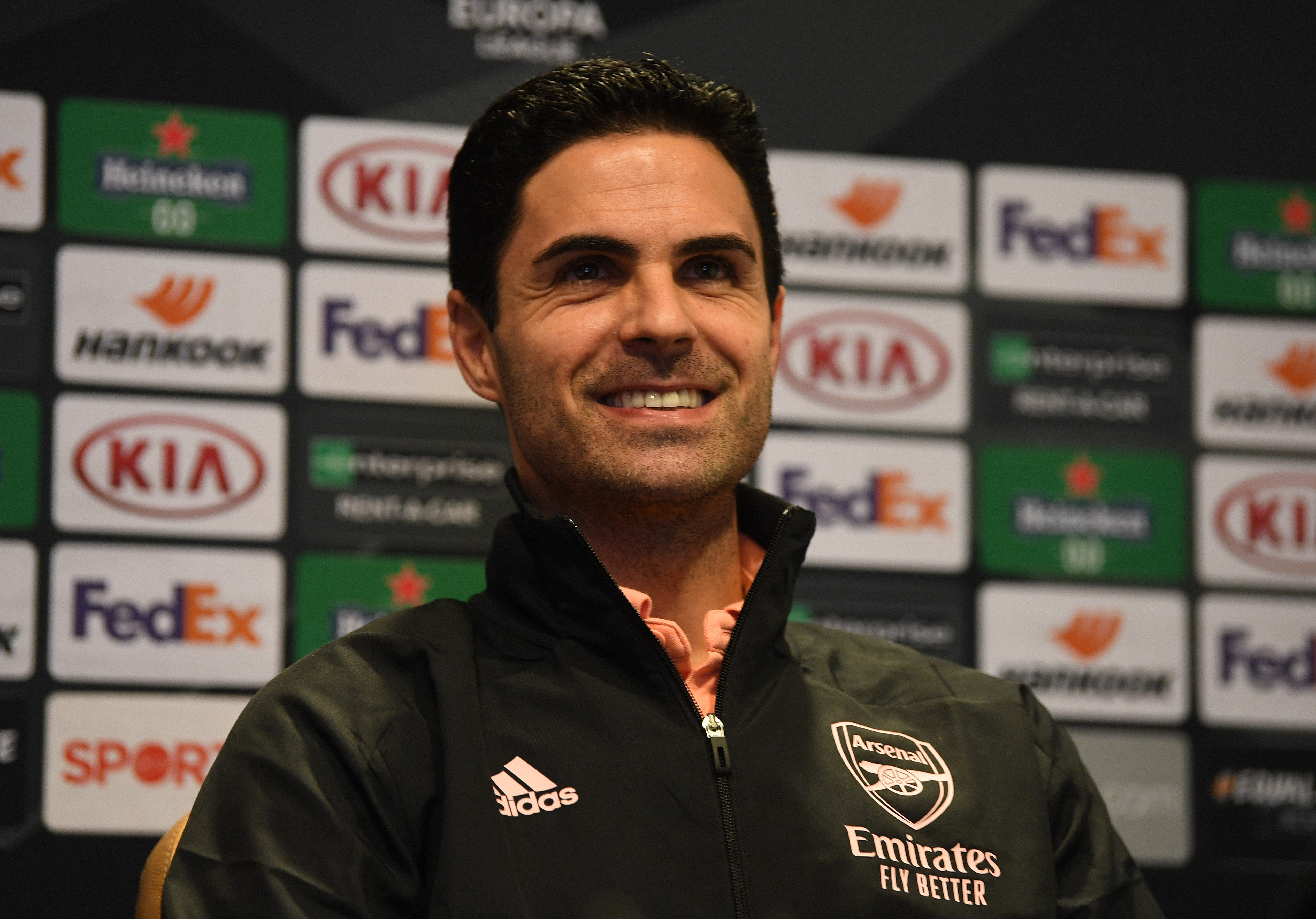 Arsenal FC - Press Conference
