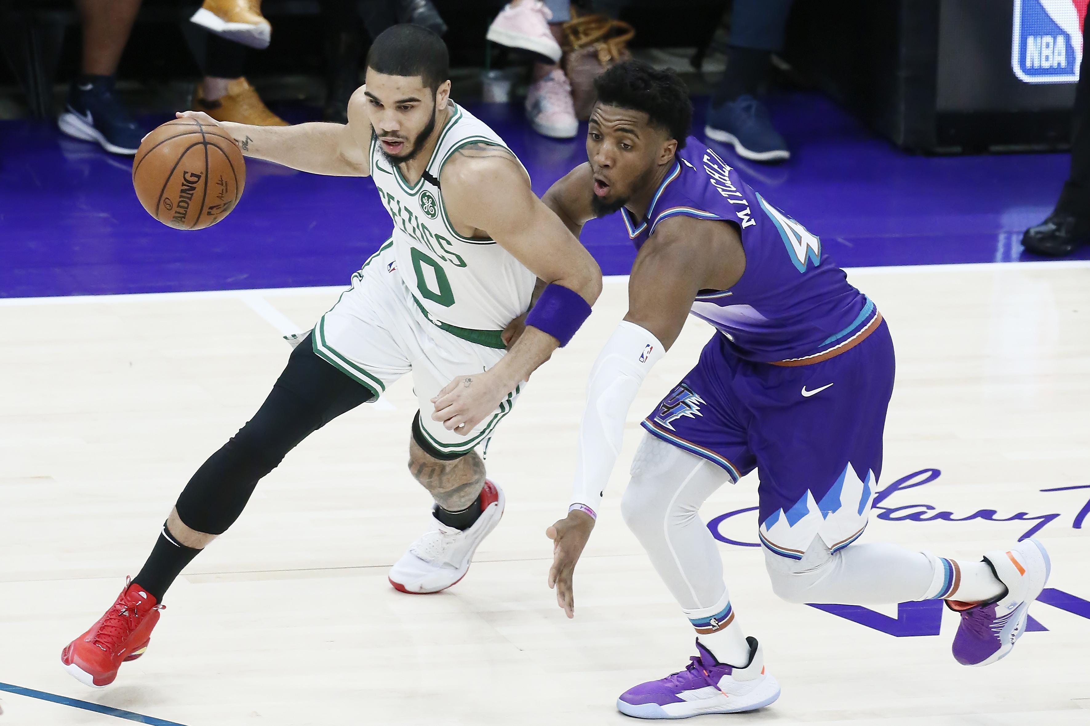 UT: Phoenix Suns v Utah Jazz