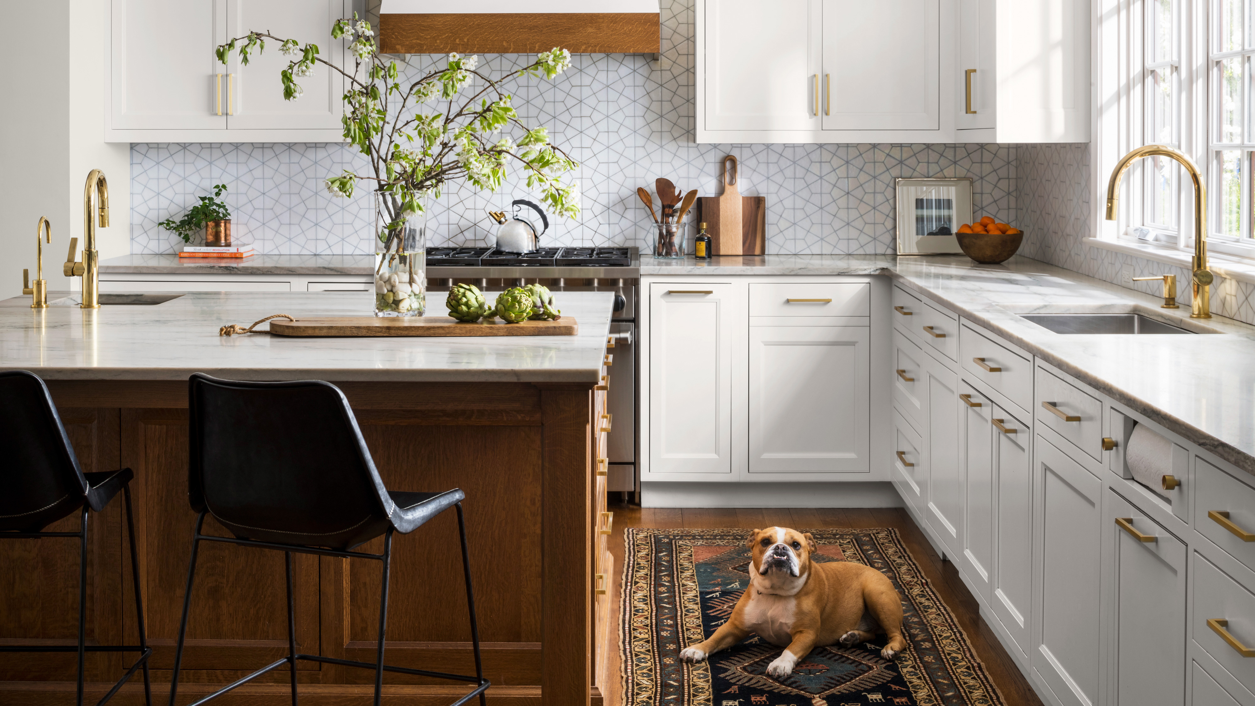 kitchen remodel in Larchmont, NY, Light touch, Nov/Dec 2020