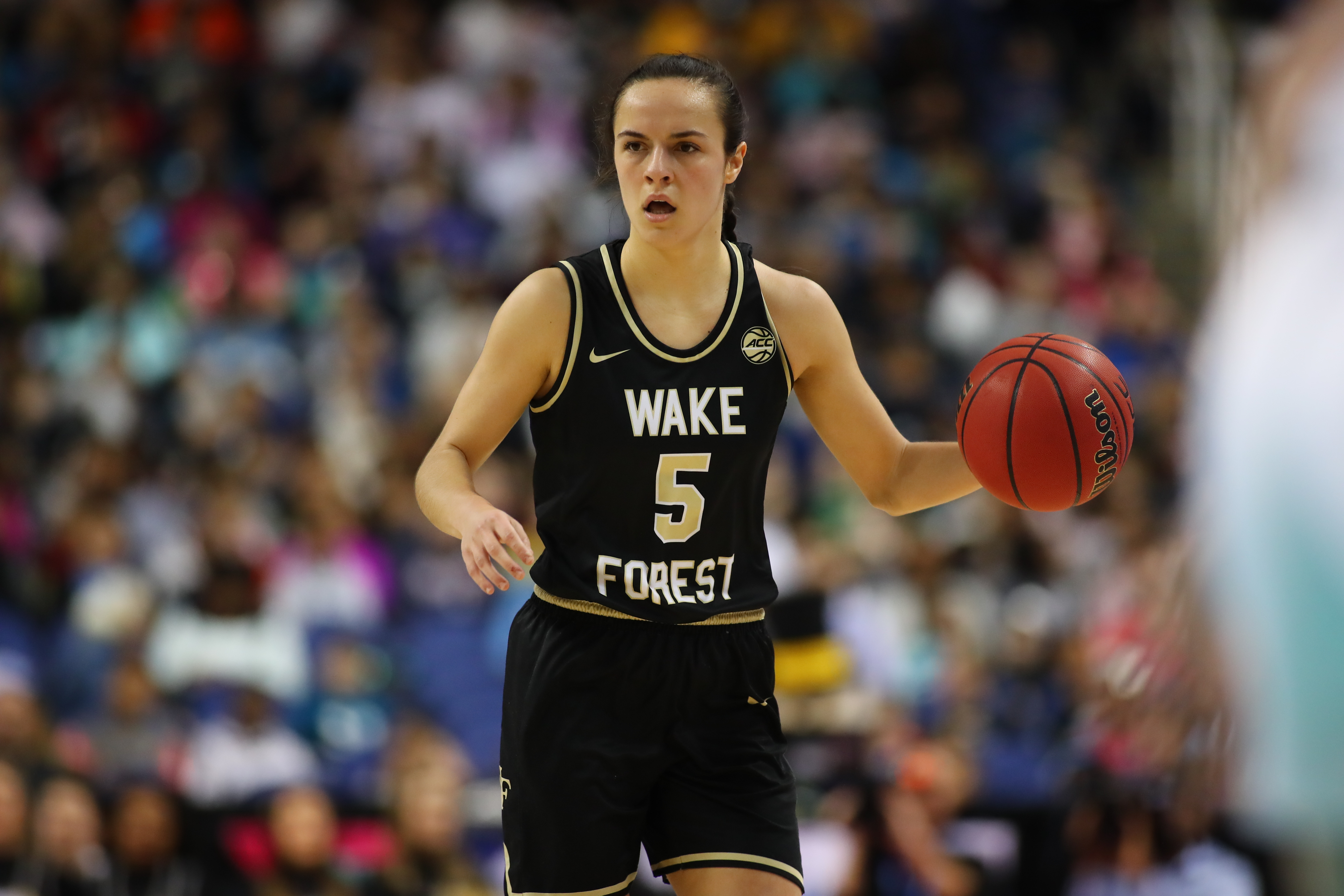 COLLEGE BASKETBALL: MAR 06 ACC Women's Tournament - Wake Forest v Florida State