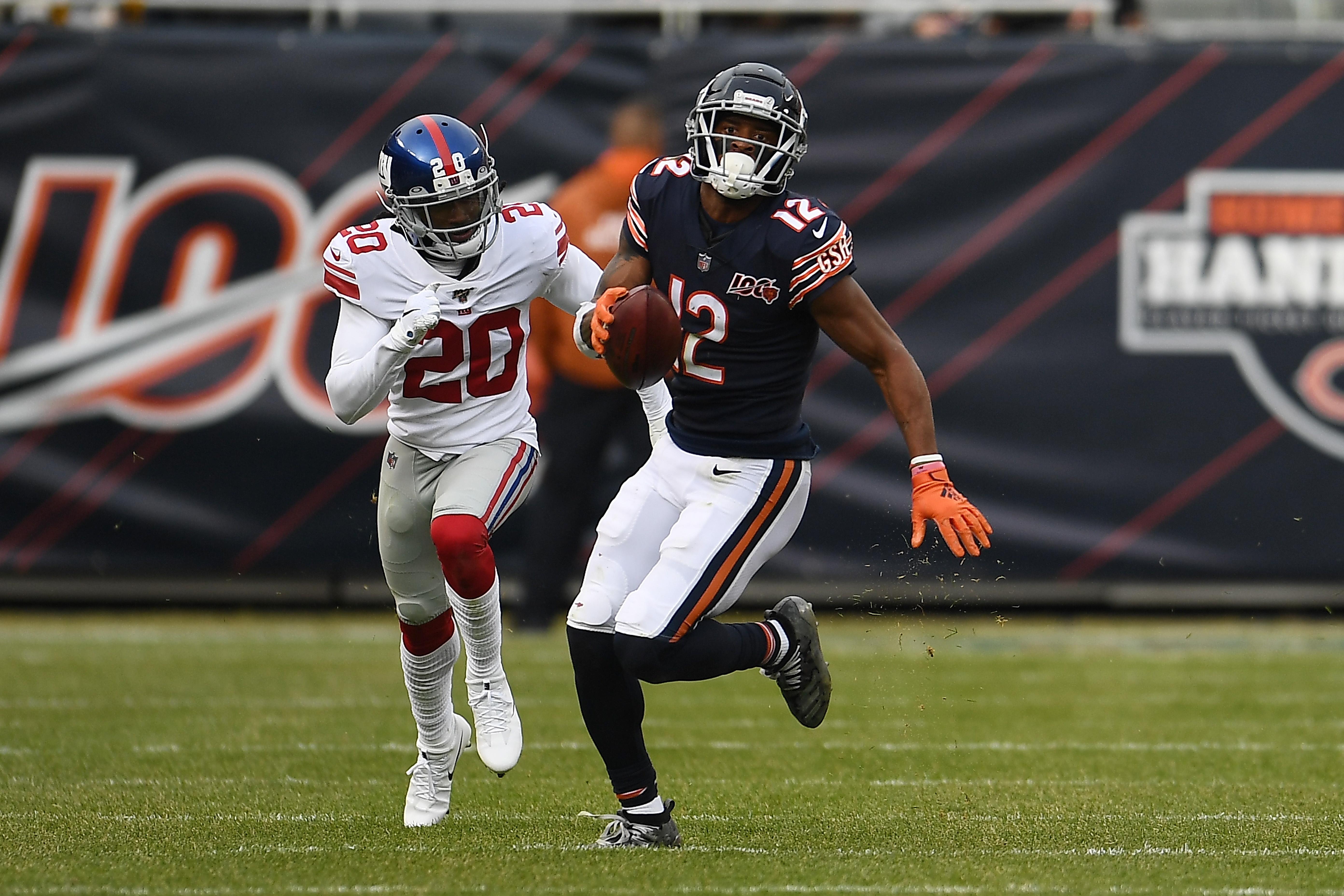 New York Giants vChicago Bears