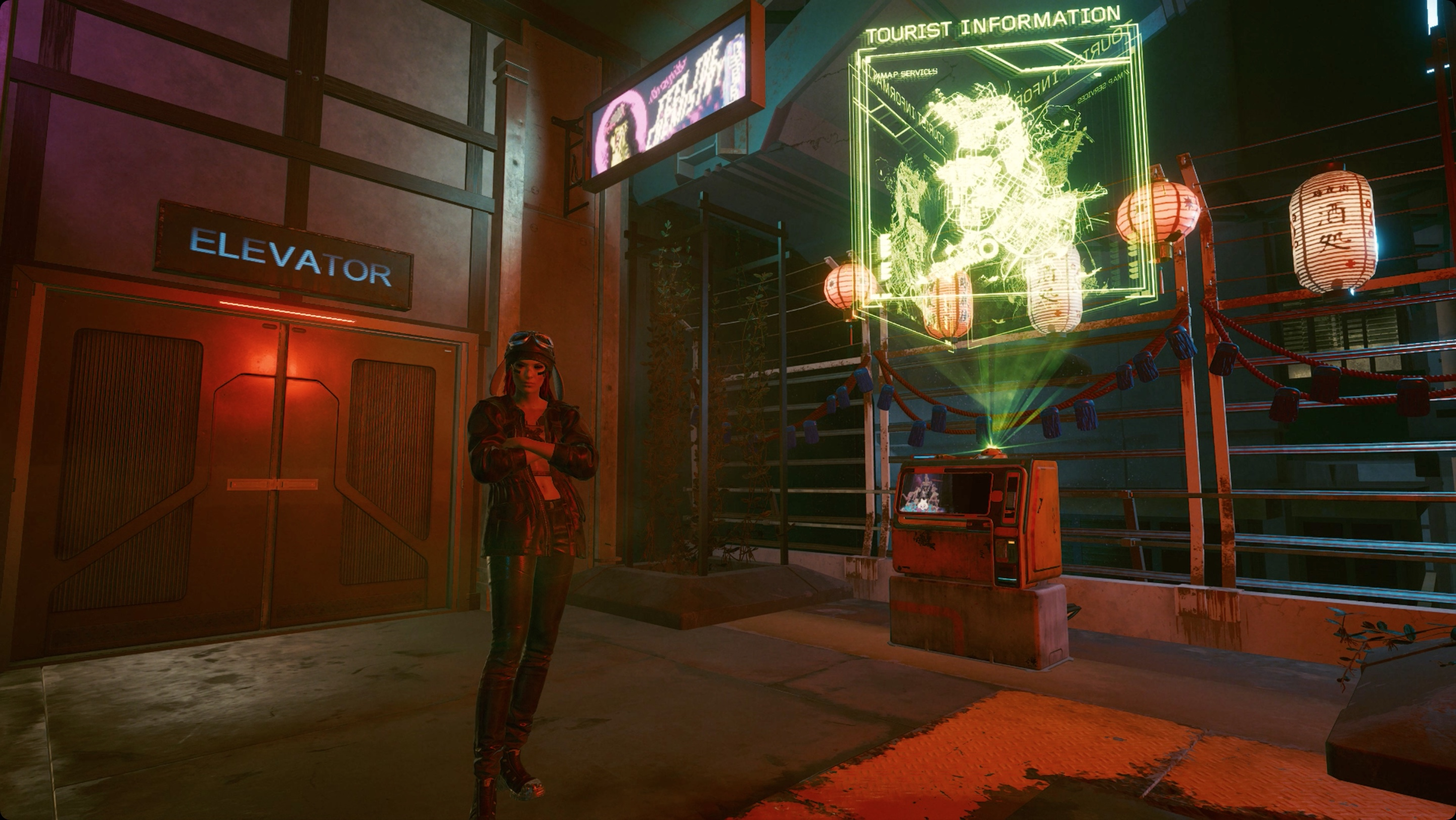 Cyberpunk 2077 guide: How to Fast Travel