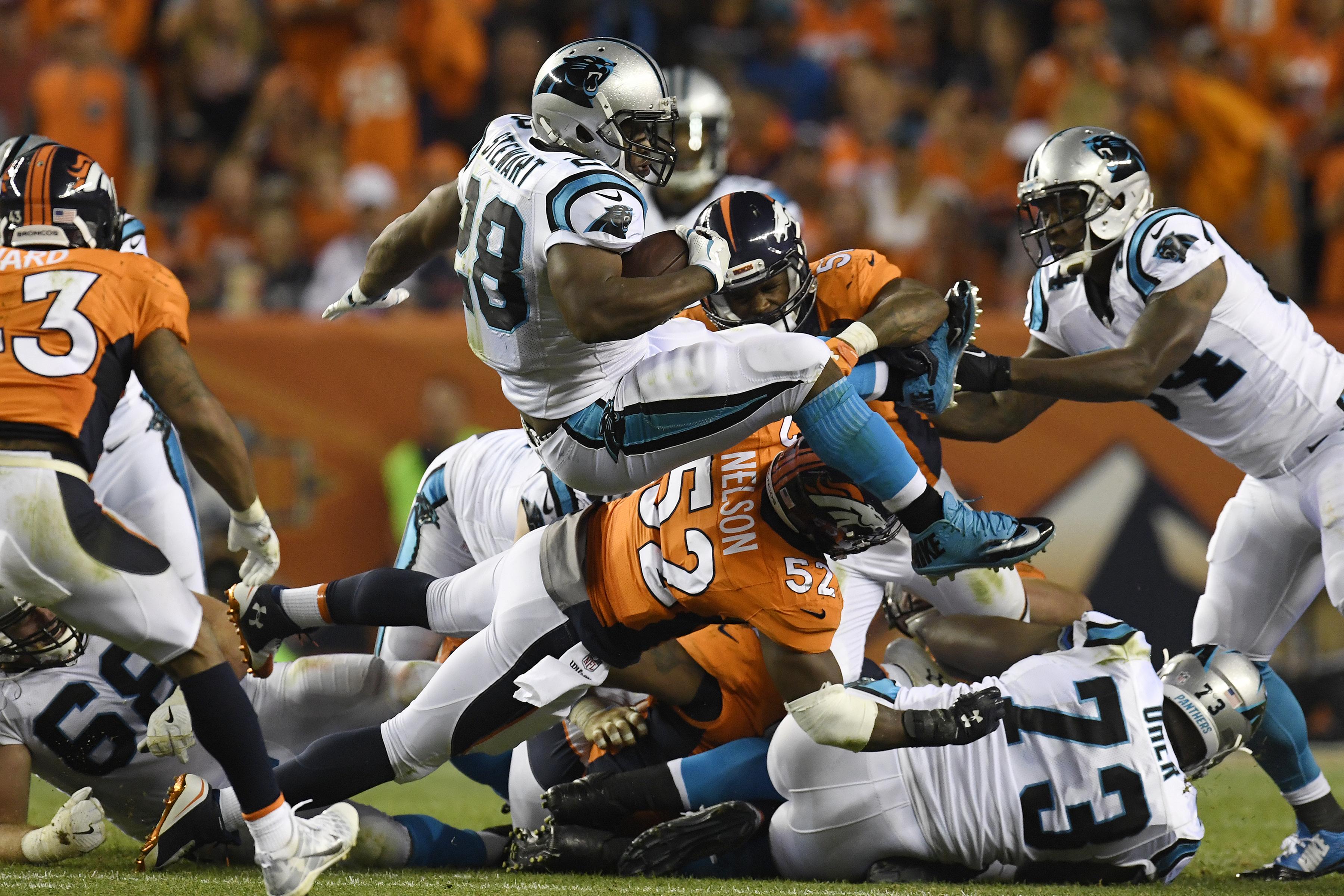 Denver Broncos vs. Carolina Panthers, NFL Week 1