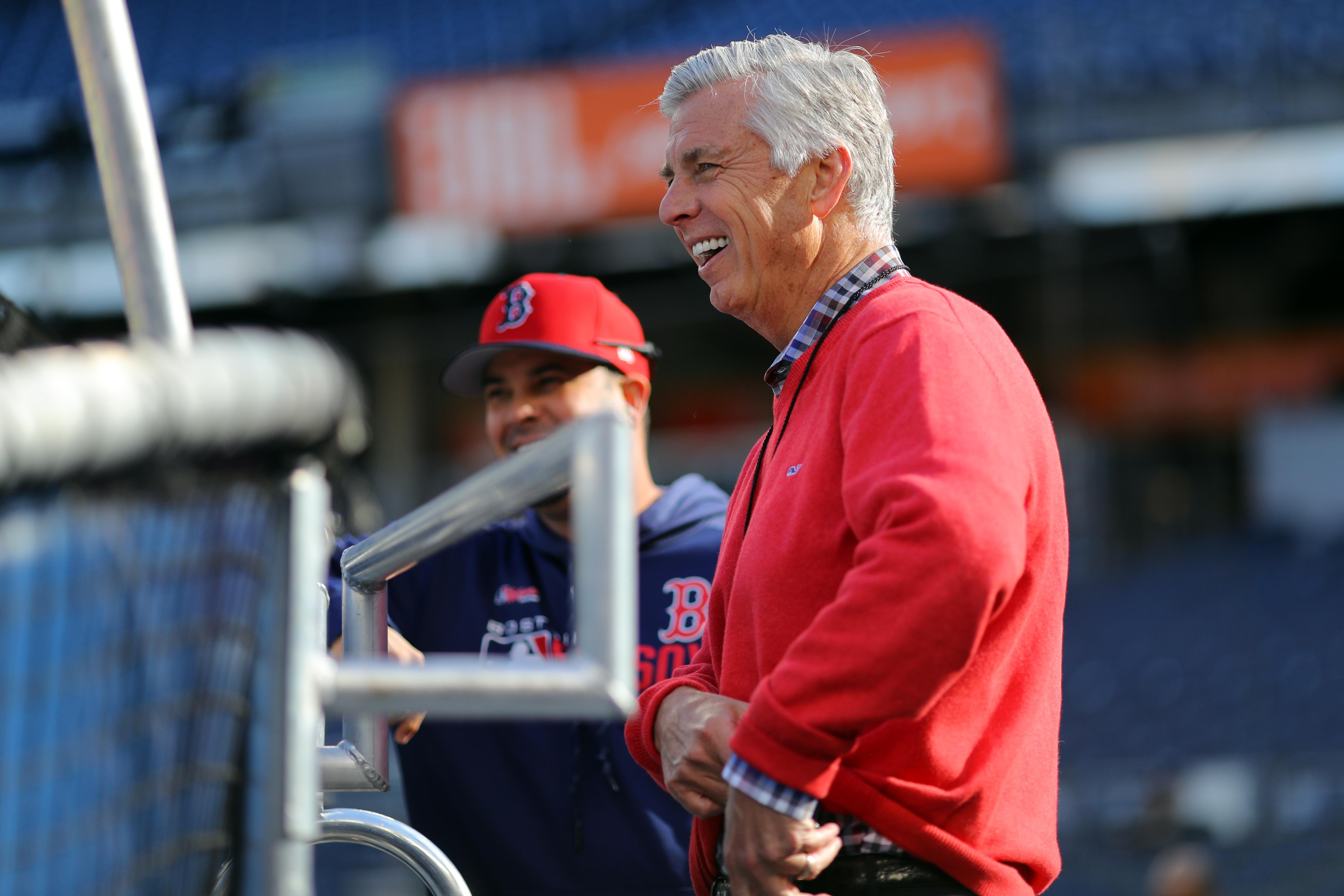 Boston Red Sox v. New York Yankees