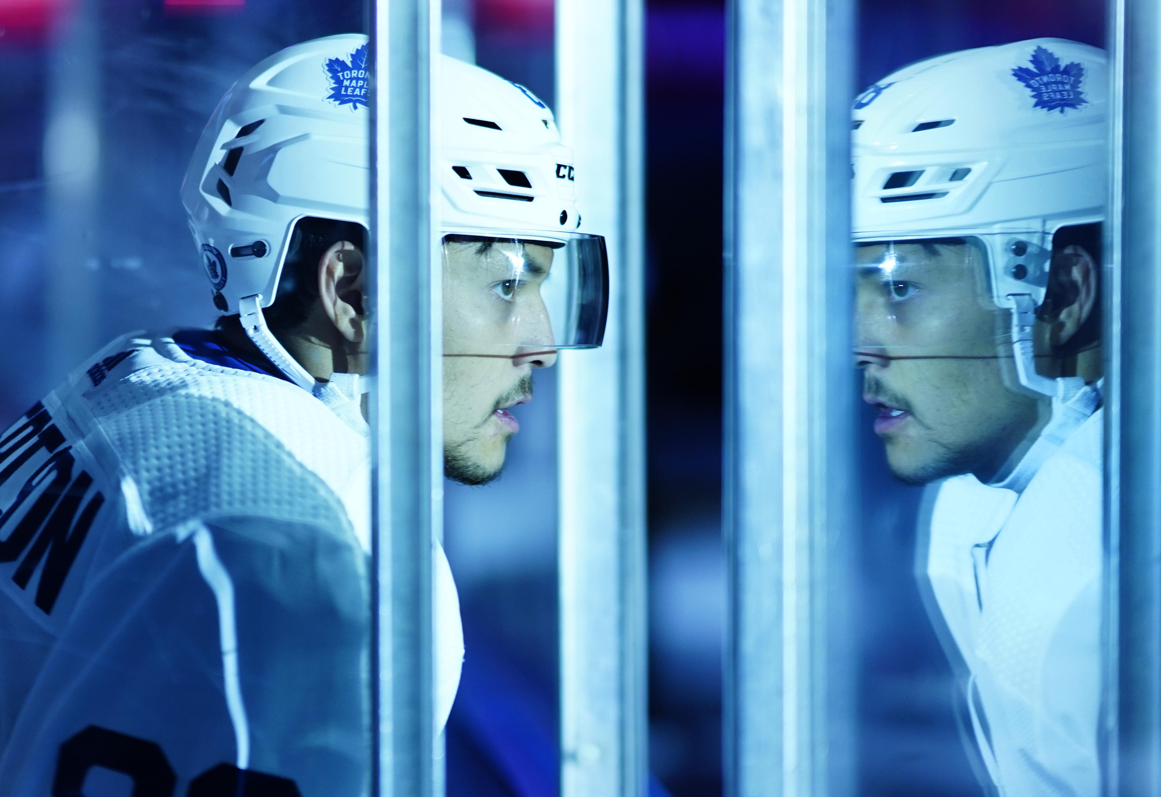 Toronto Maple Leafs v Columbus Blue Jackets - Game Four