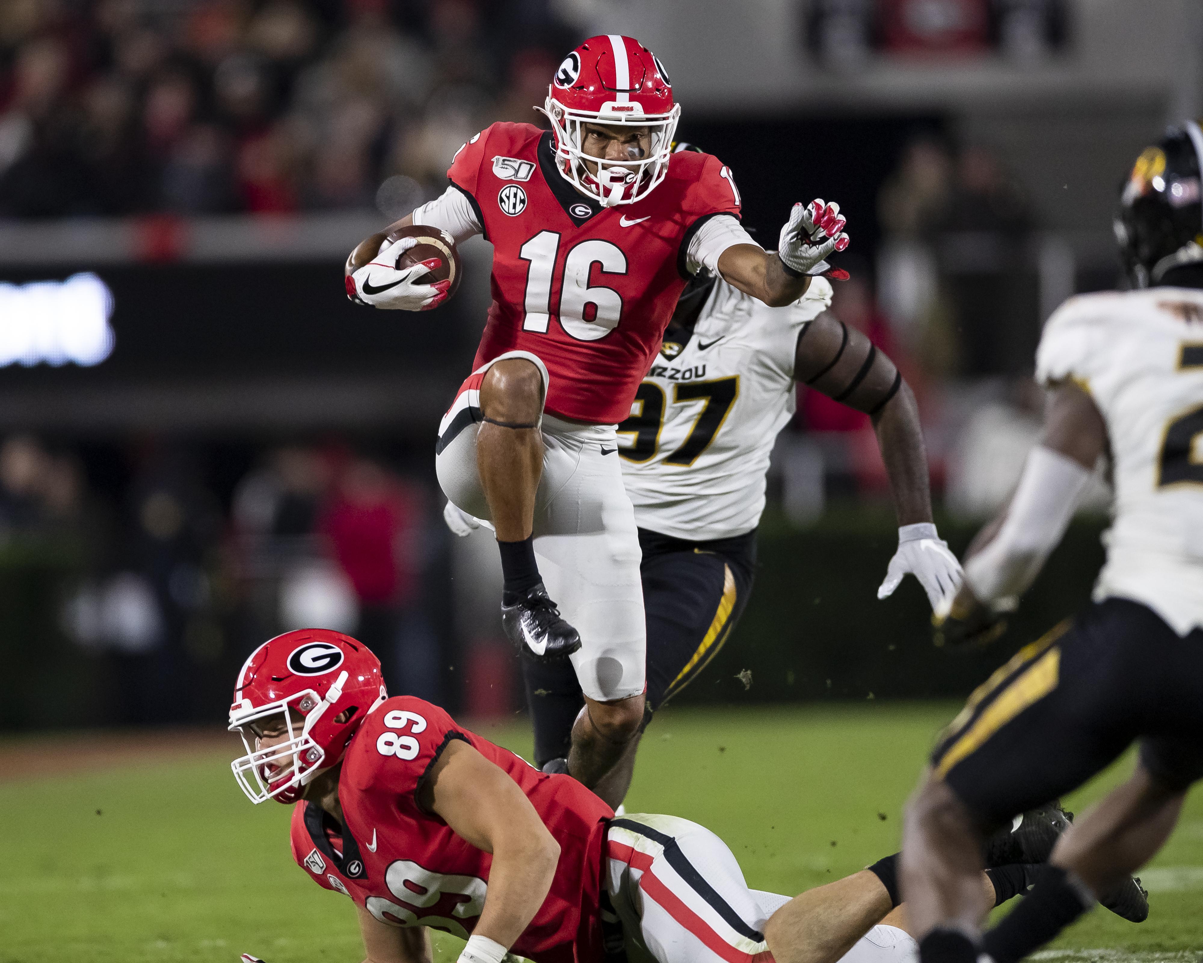 Missouri Tigers v Georgia Bulldogs