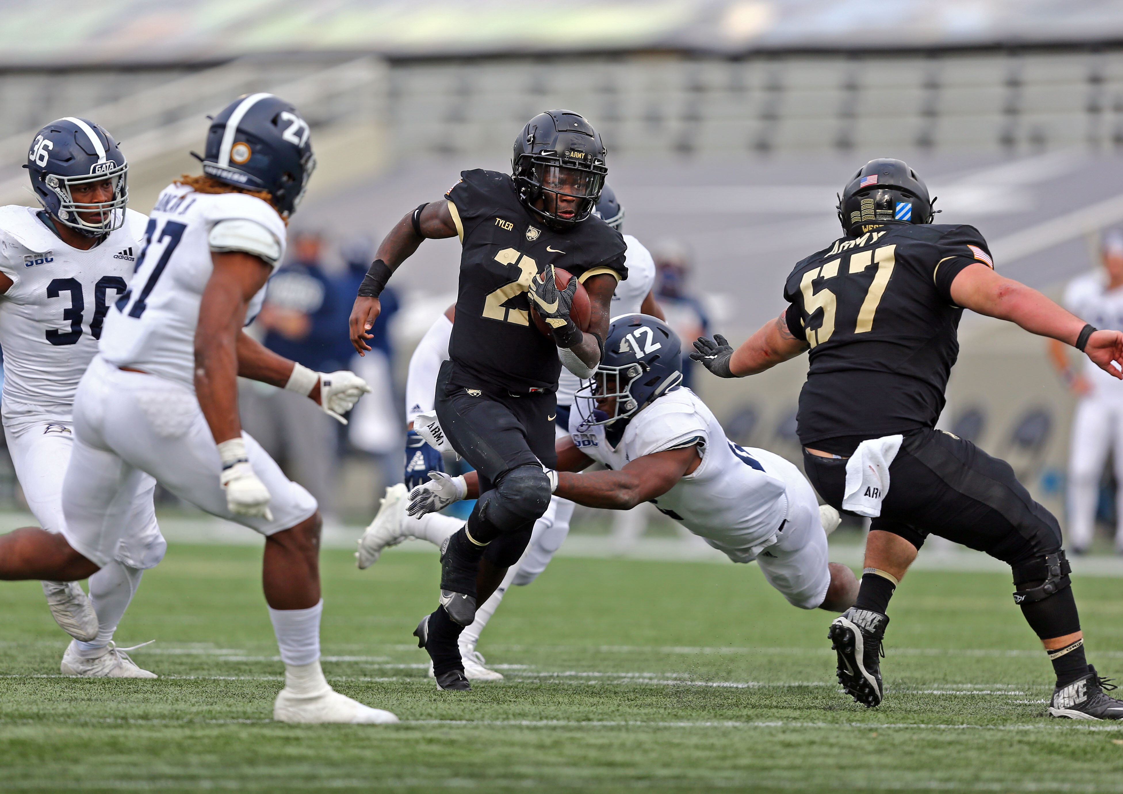 NCAA Football: Georgia Southern at Army