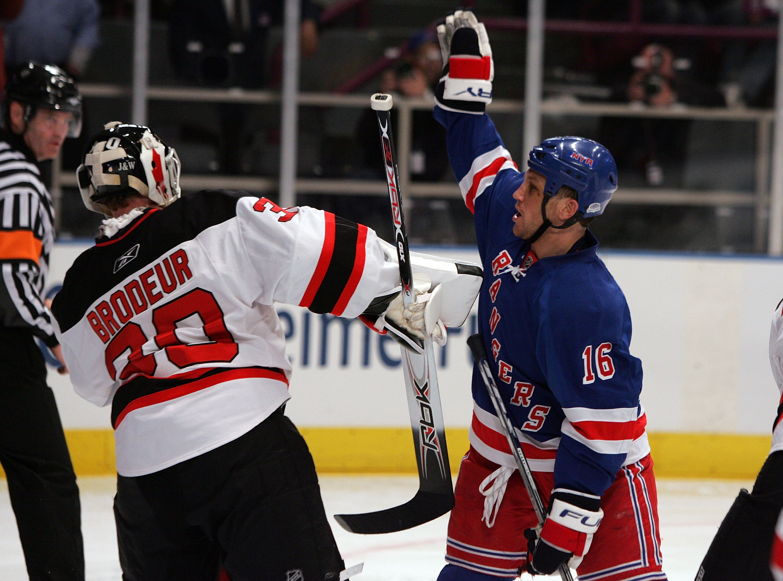 New Jersey Devils v New York Rangers - Game Three