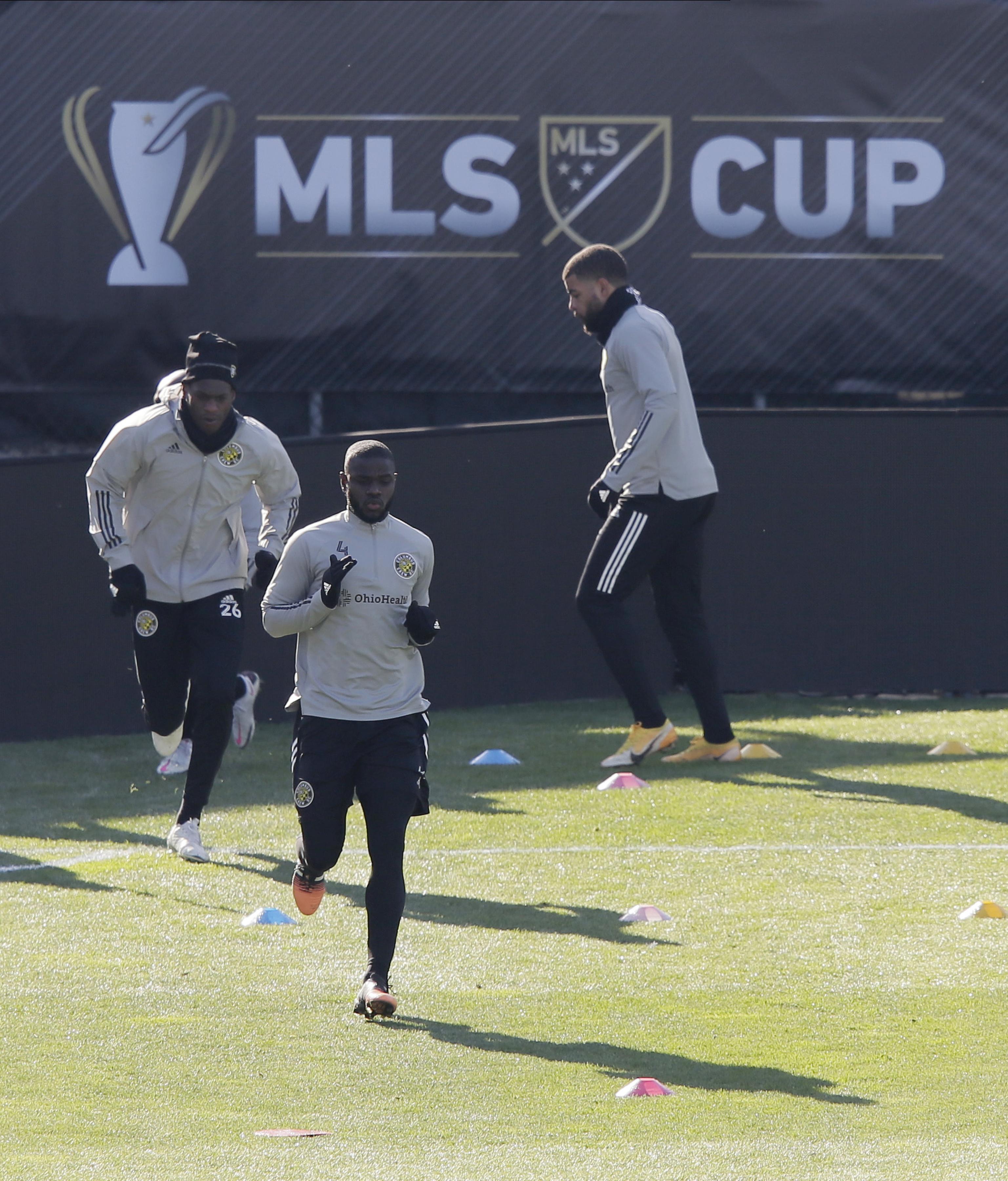 MLS: MLS Cup-Practice