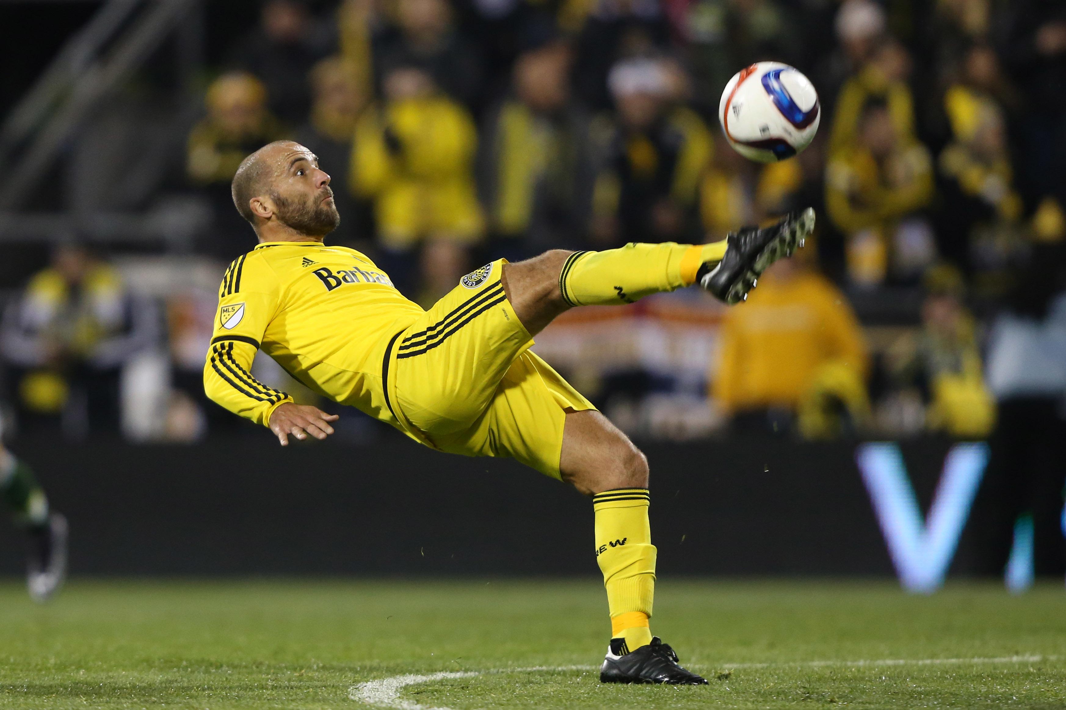 SOCCER: DEC 06 MLS Cup - Timbers at Crew SC