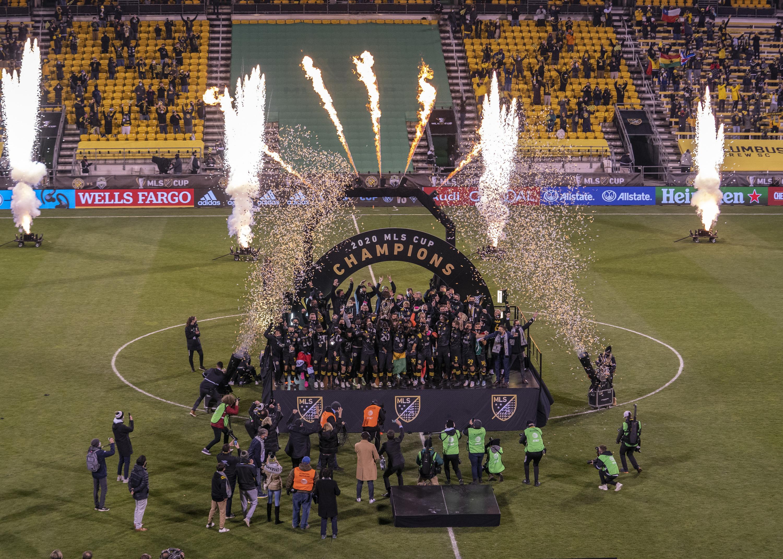 SOCCER: DEC 12 MLS Cup - Columbus Crew SC v Seattle Sounders FC