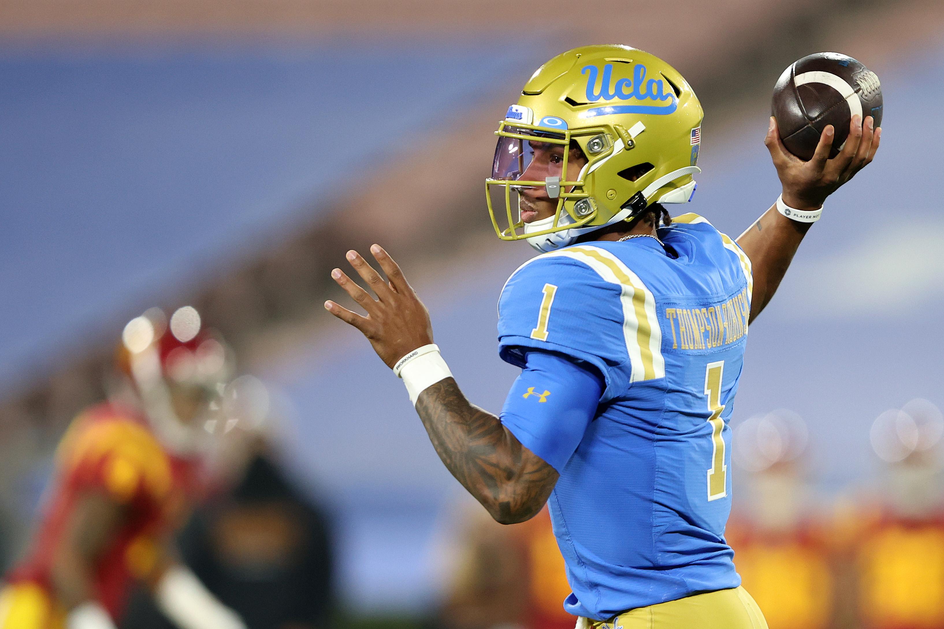 USC v UCLA