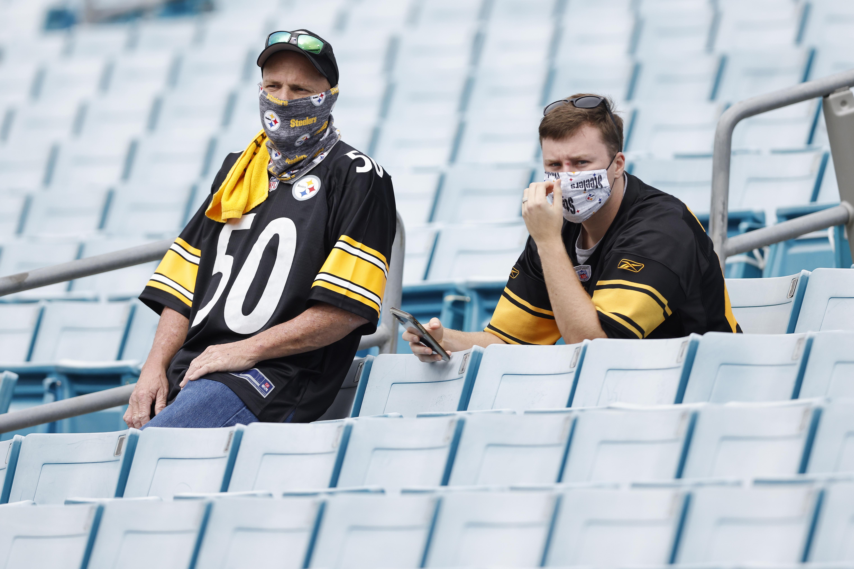 Pittsburgh Steelers v Jacksonville Jaguars
