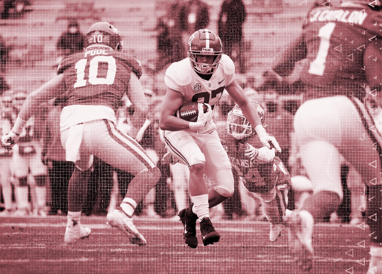 NCAA Football: Alabama vs Arkansas
