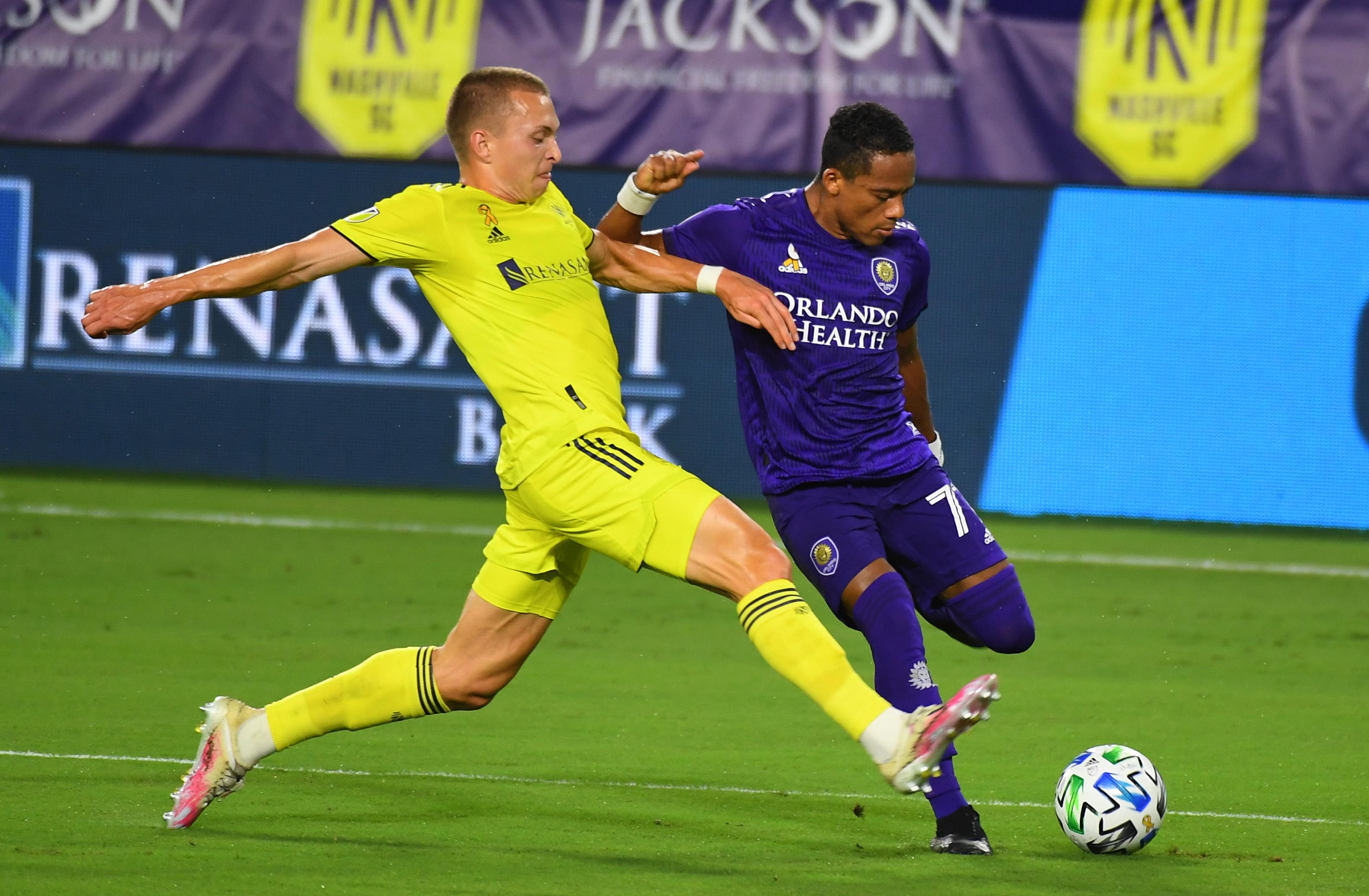 MLS: Orlando City SC at Nashville SC