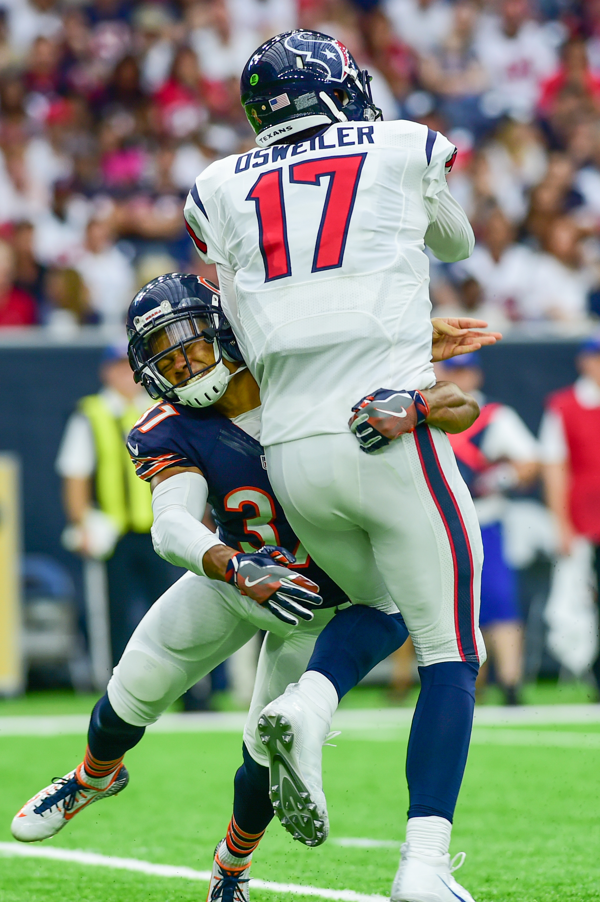 NFL: SEP 11 Bears at Texans