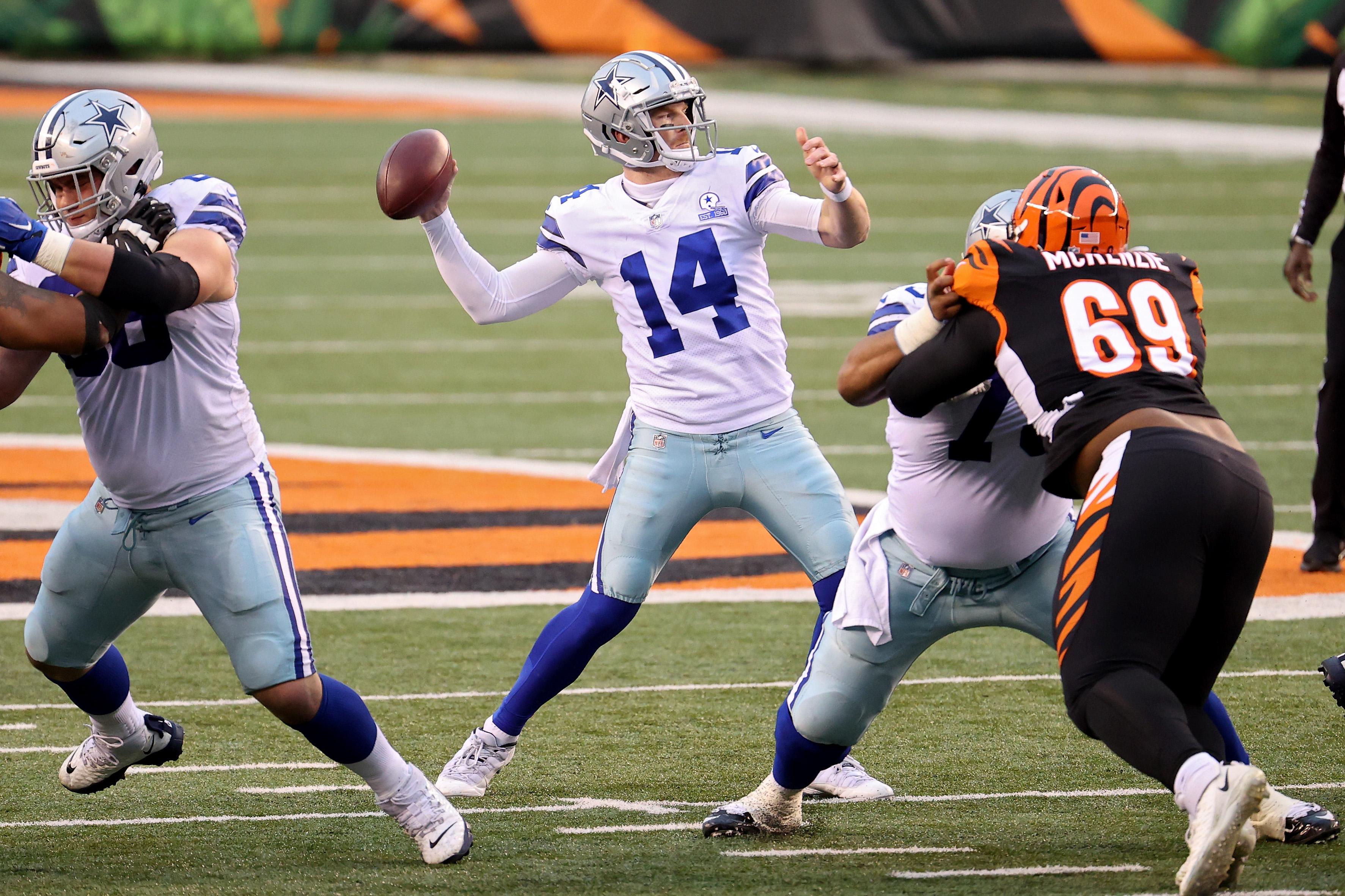 Dallas Cowboys v Cincinnati Bengals
