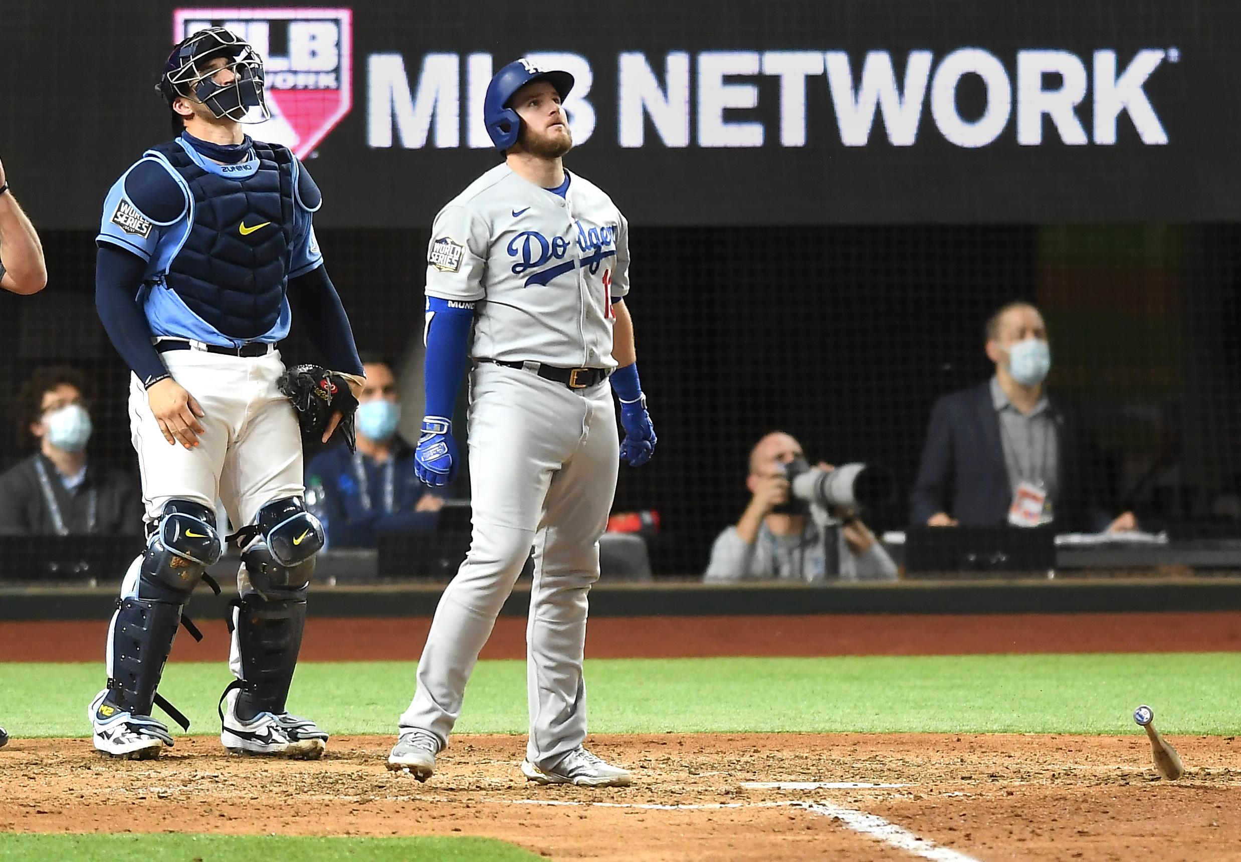 Dodgers v Rays - 2020 World Series