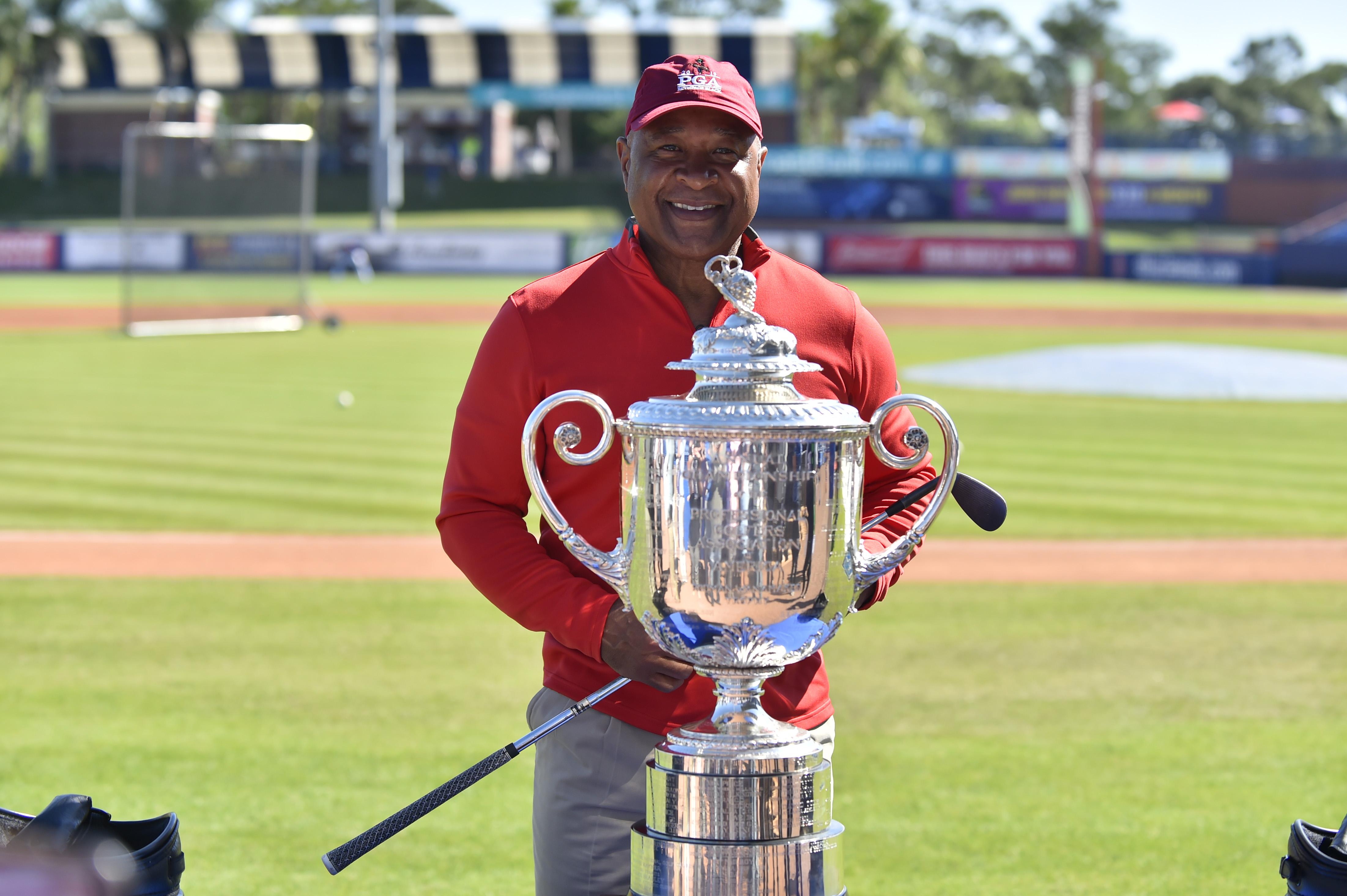 101st PGA Championship Ambassador Announcement at Mets Spring Training
