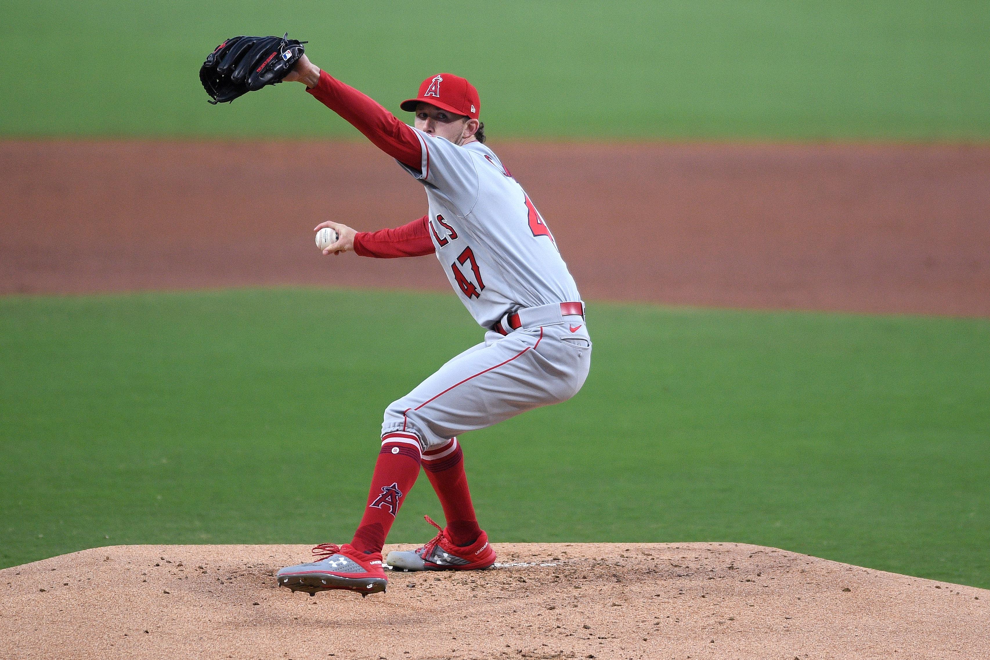MLB: Los Angeles Angels at San Diego Padres