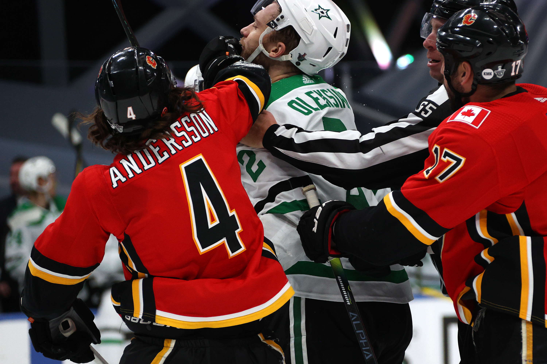 Dallas Stars v Calgary Flames - Game Four