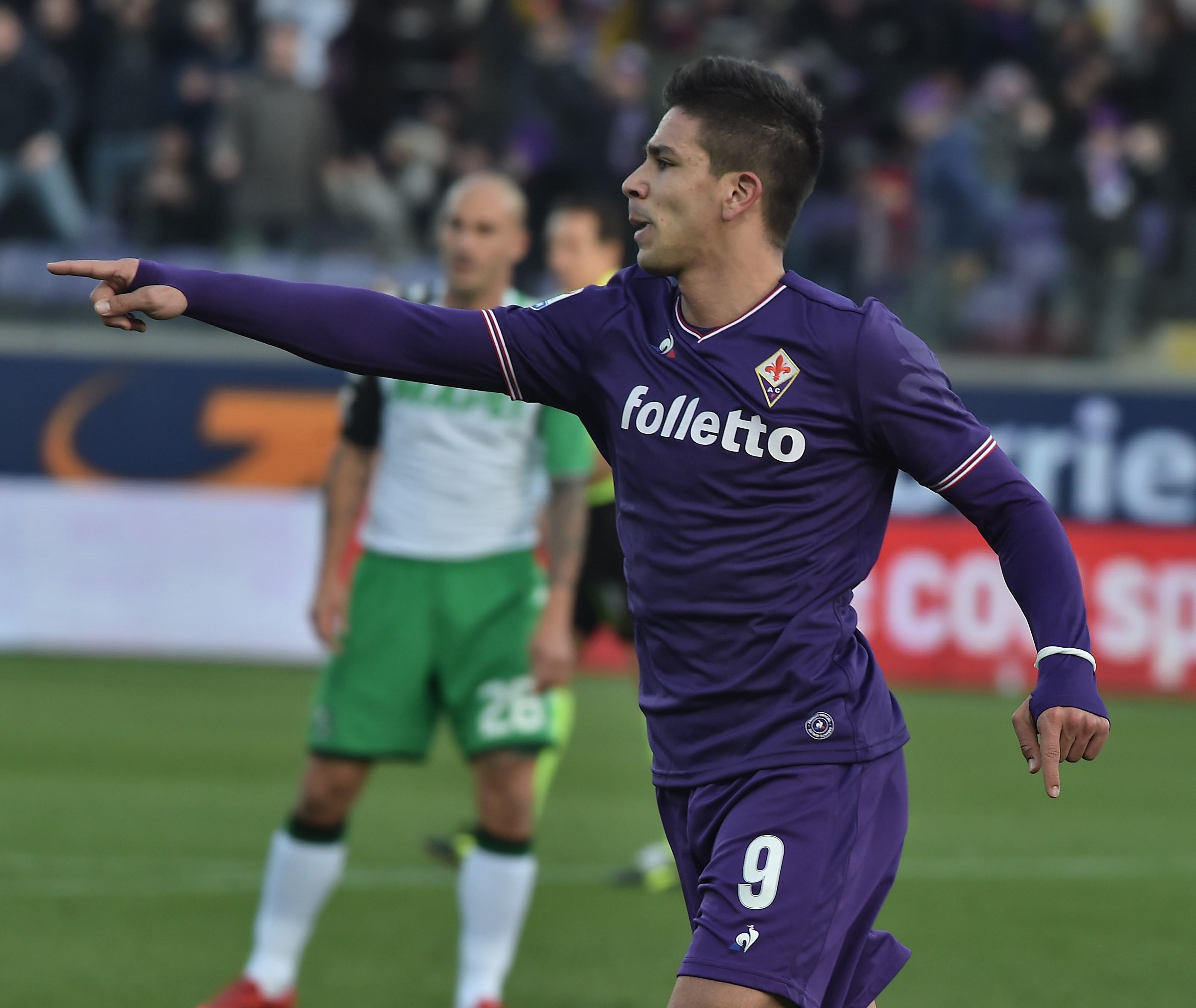 ACF Fiorentina v Sassuolo - Serie A