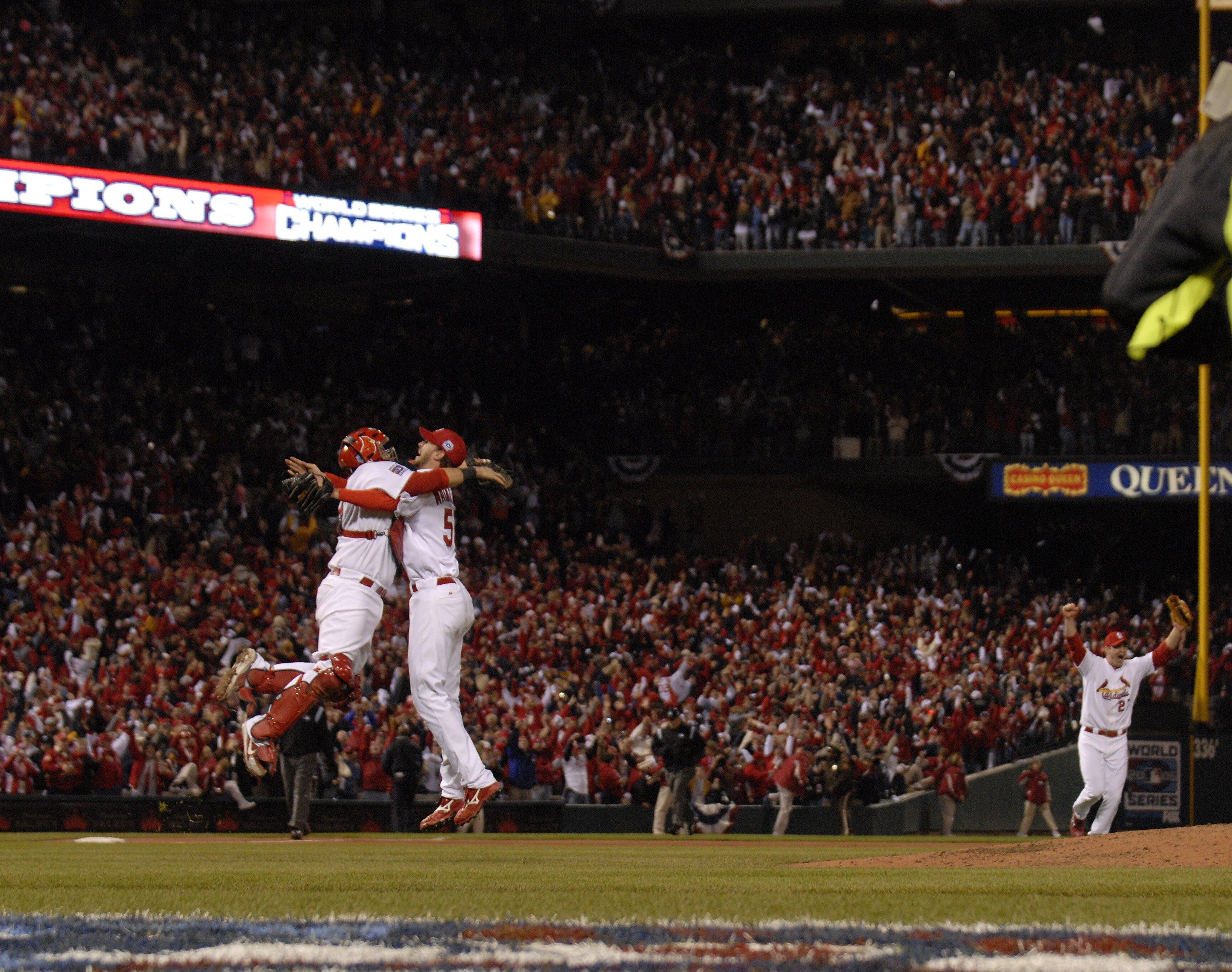 Detroit Tigers v St. Louis Cardinals