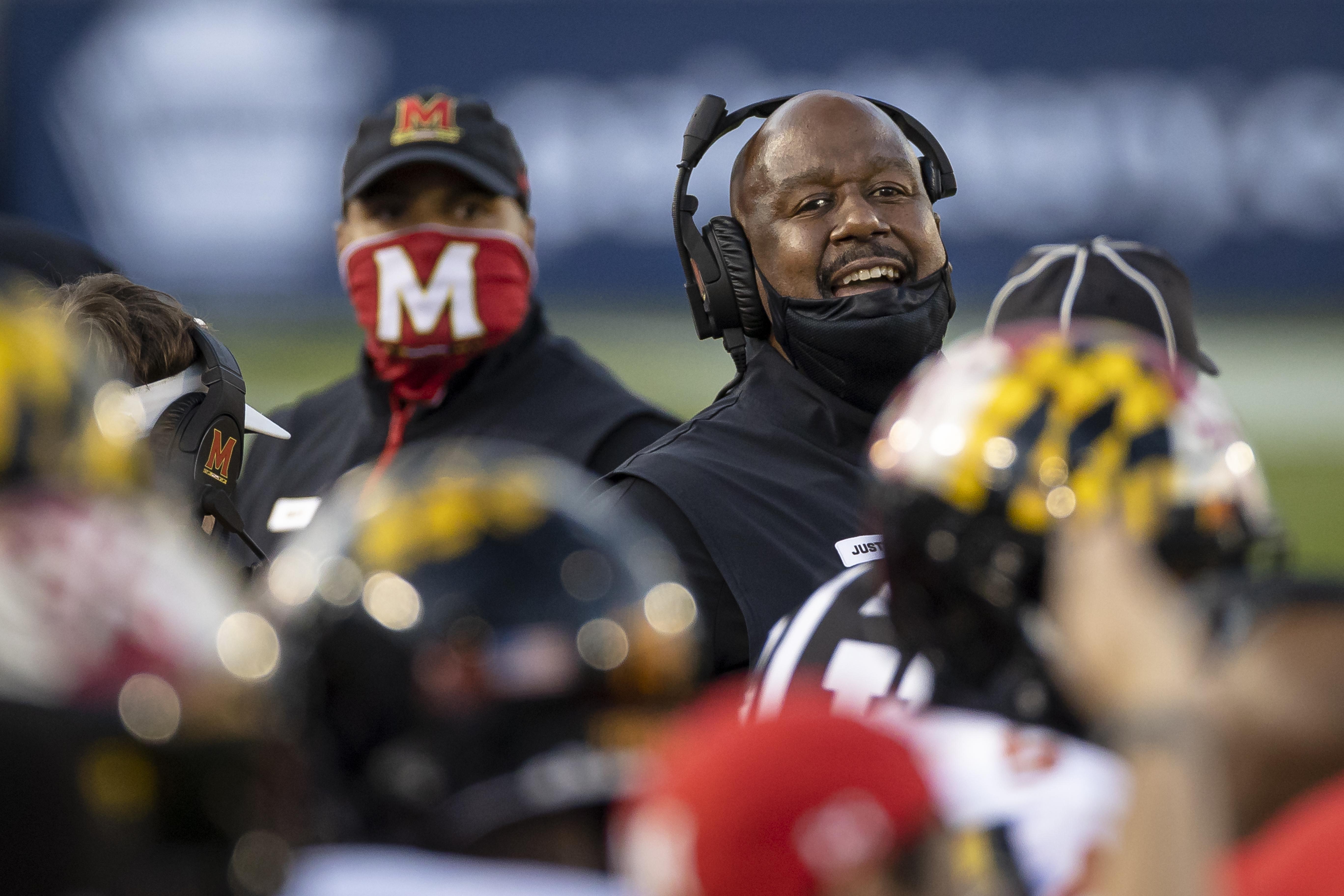 Maryland v Penn State