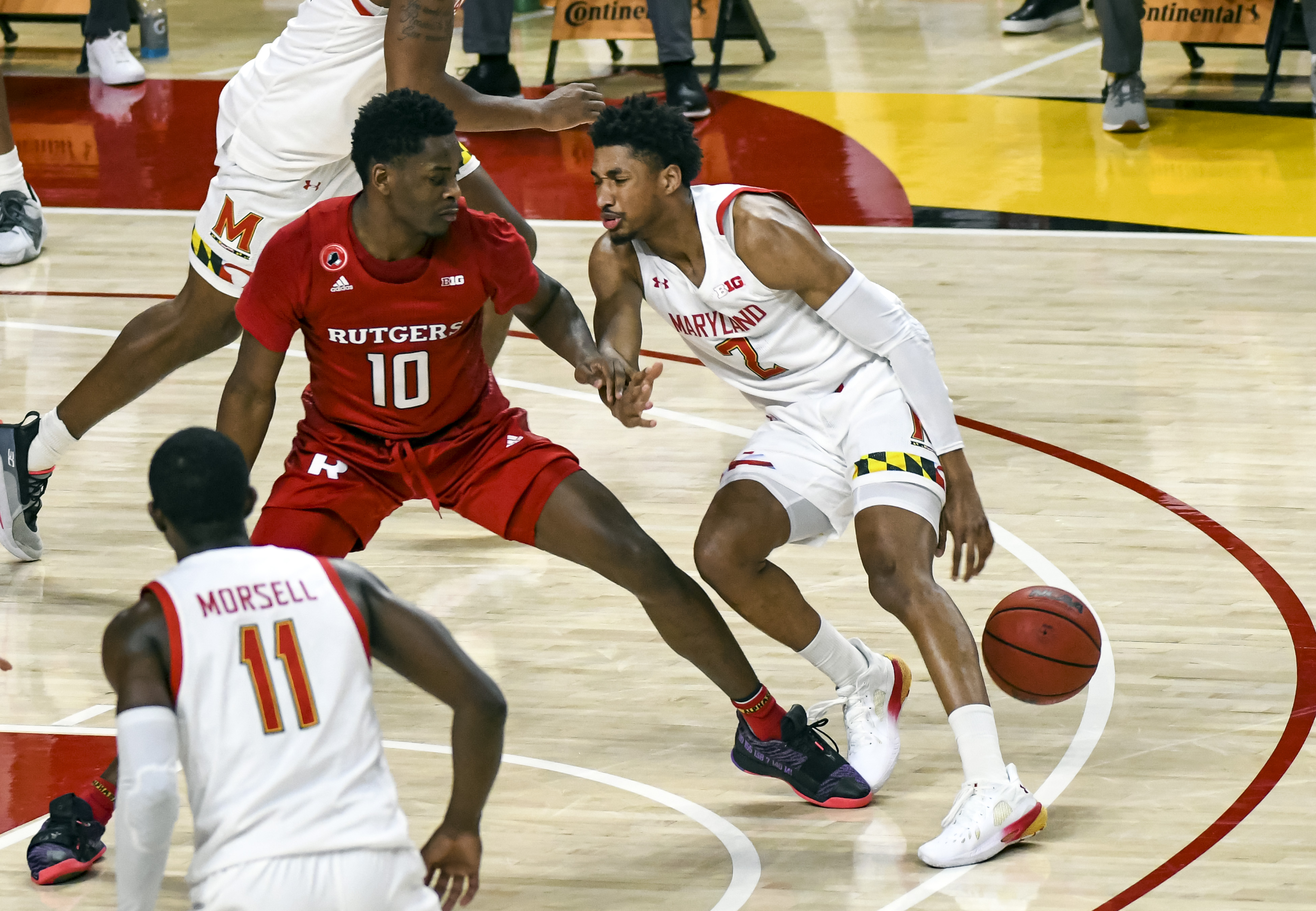 COLLEGE BASKETBALL: DEC 14 Rutgers at Maryland