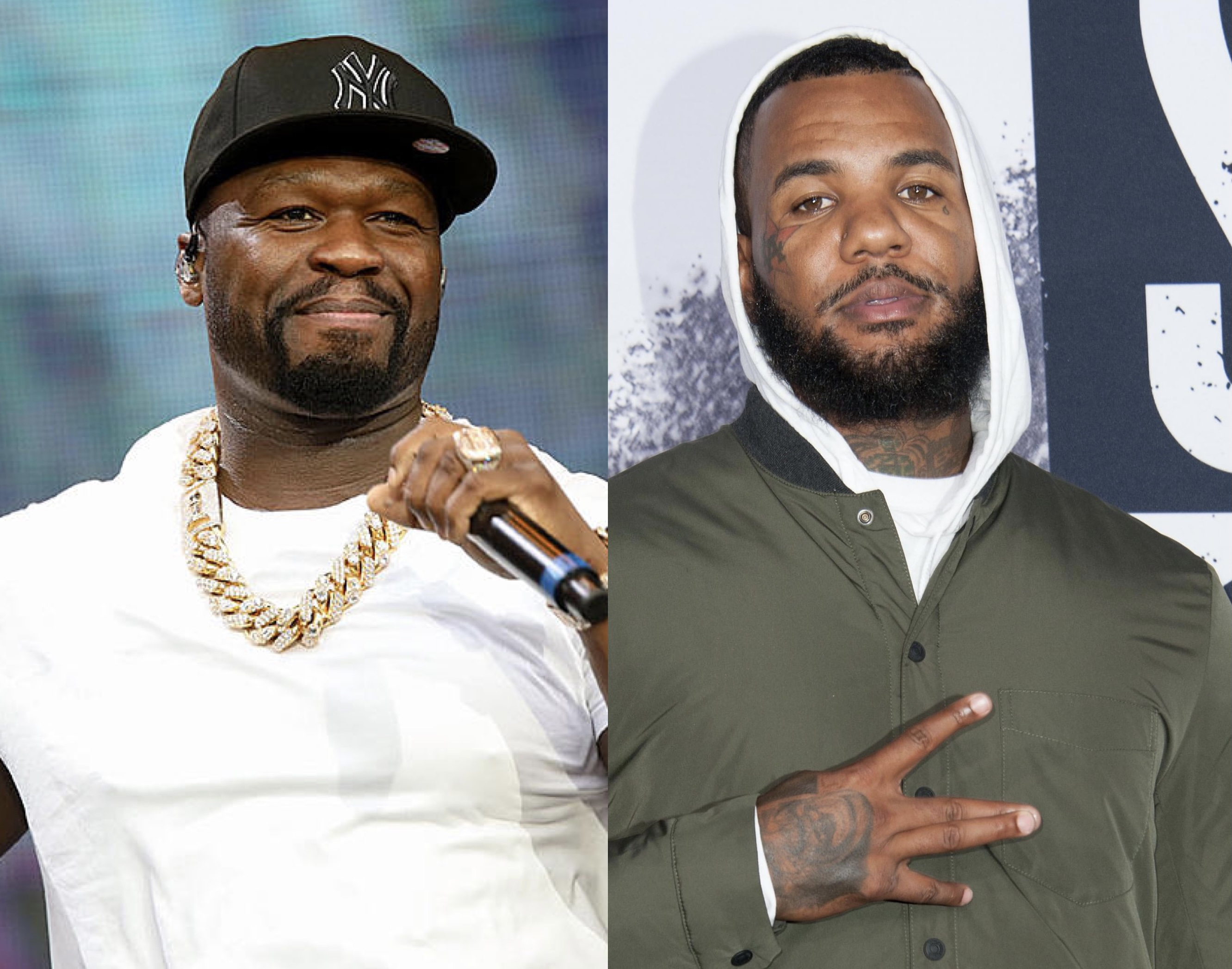 50 Cent, The Game