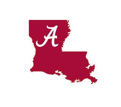 Crimson Louisiana II