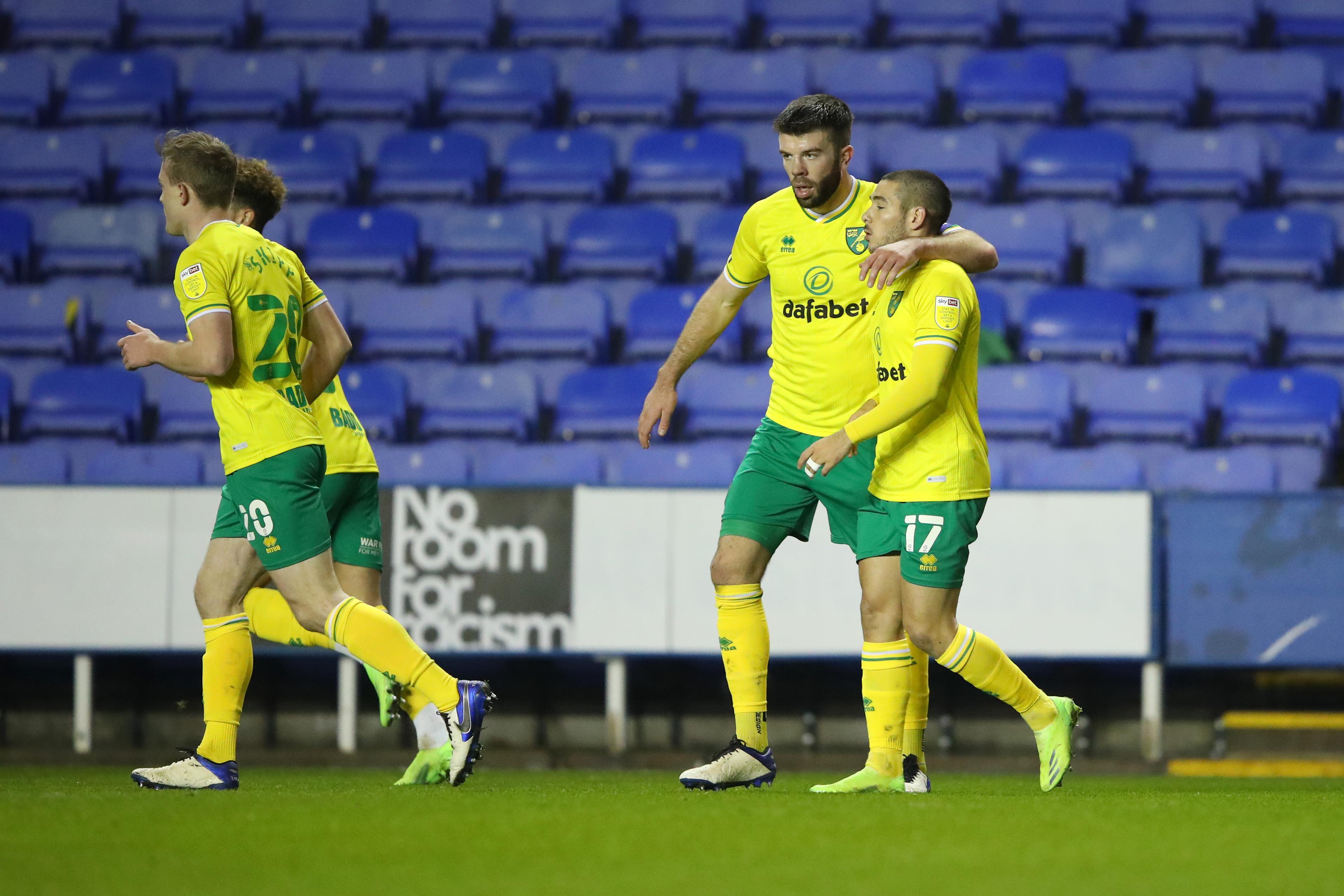 Reading v Norwich City - Sky Bet Championship