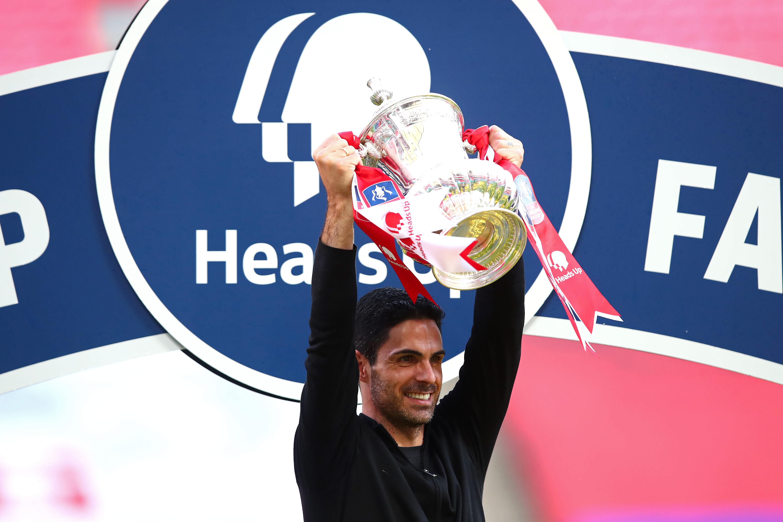 Cup Trophy - Cup Final - Premier League