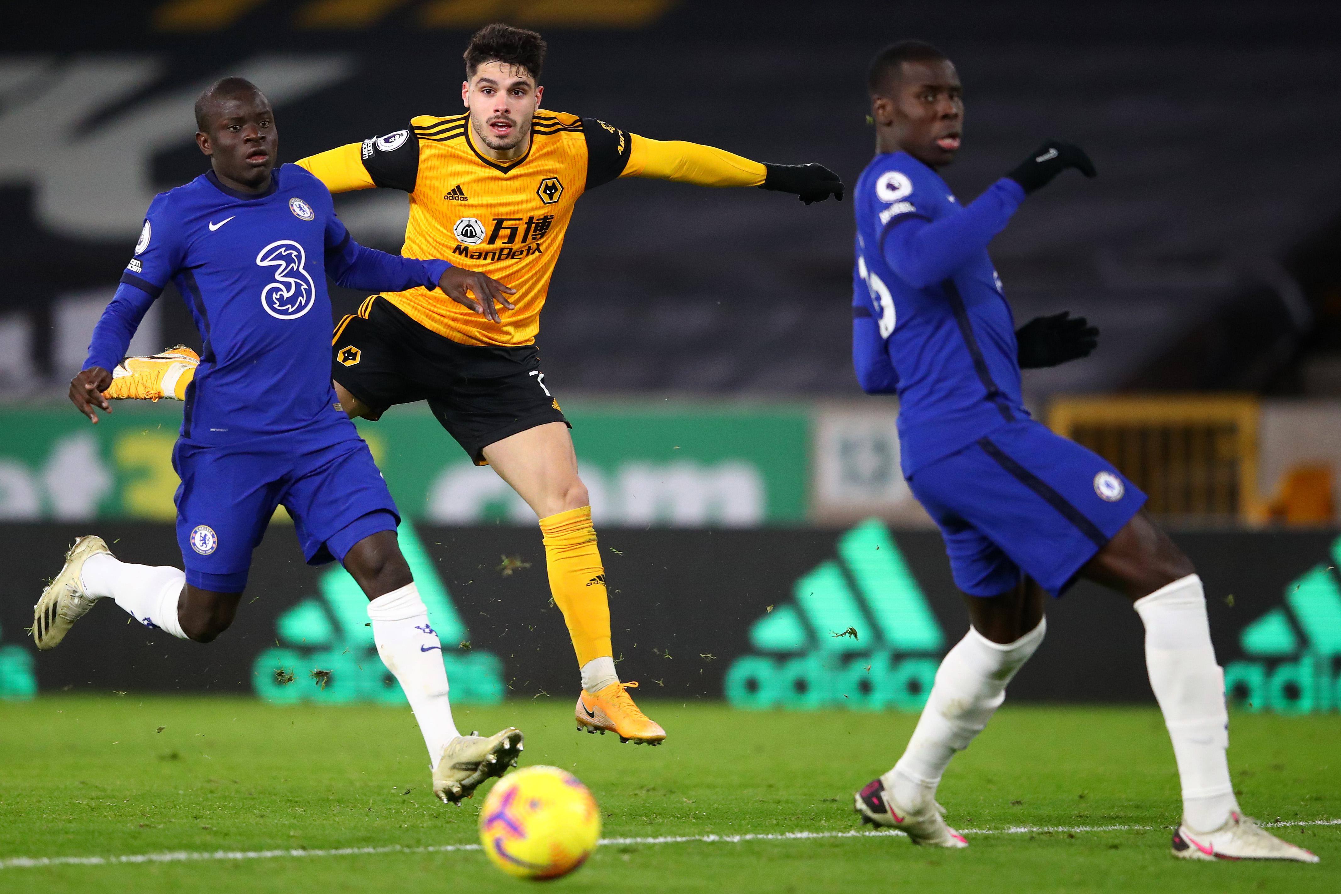 Wolverhampton Wanderers v Chelsea - Premier League