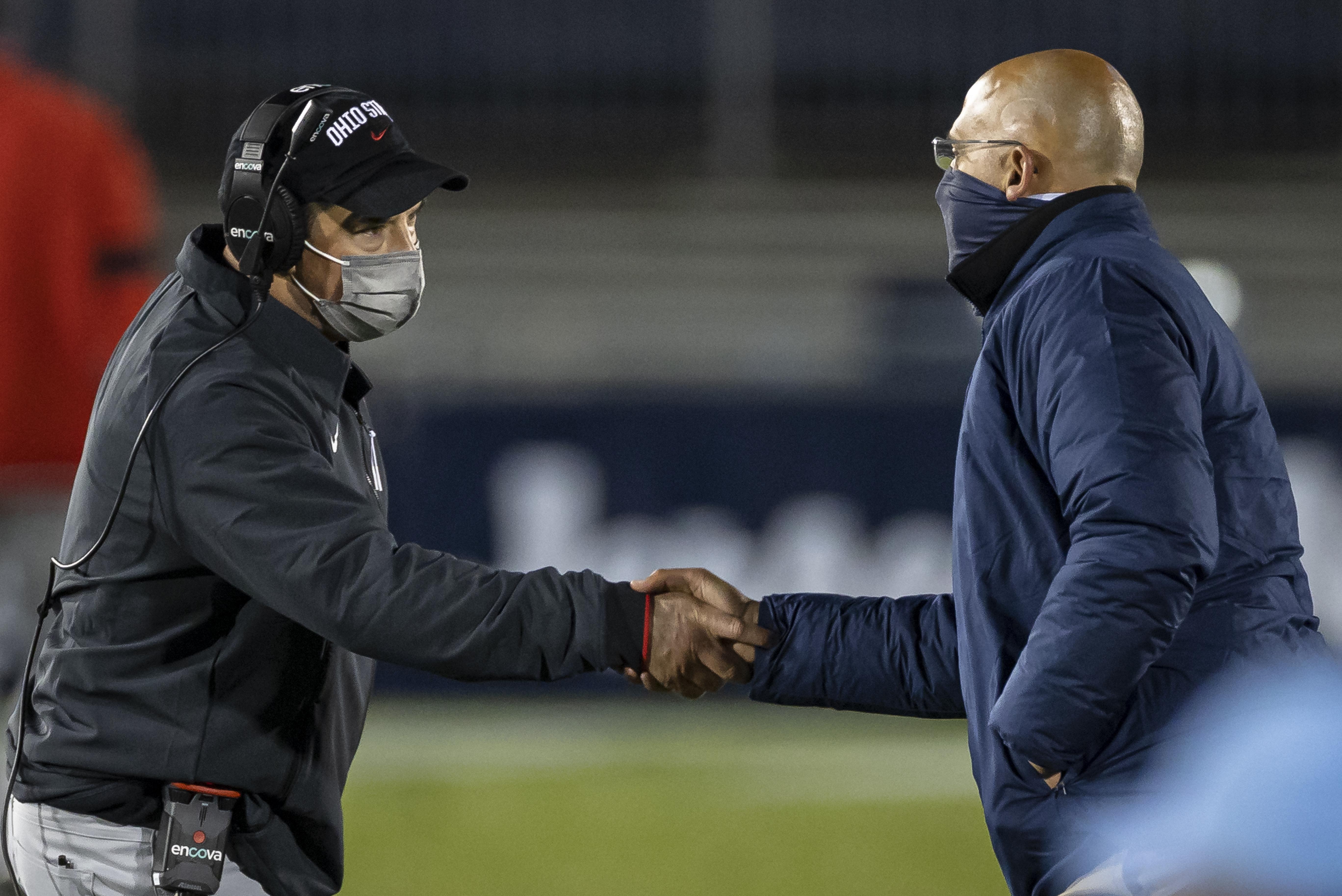 Ohio State v Penn State