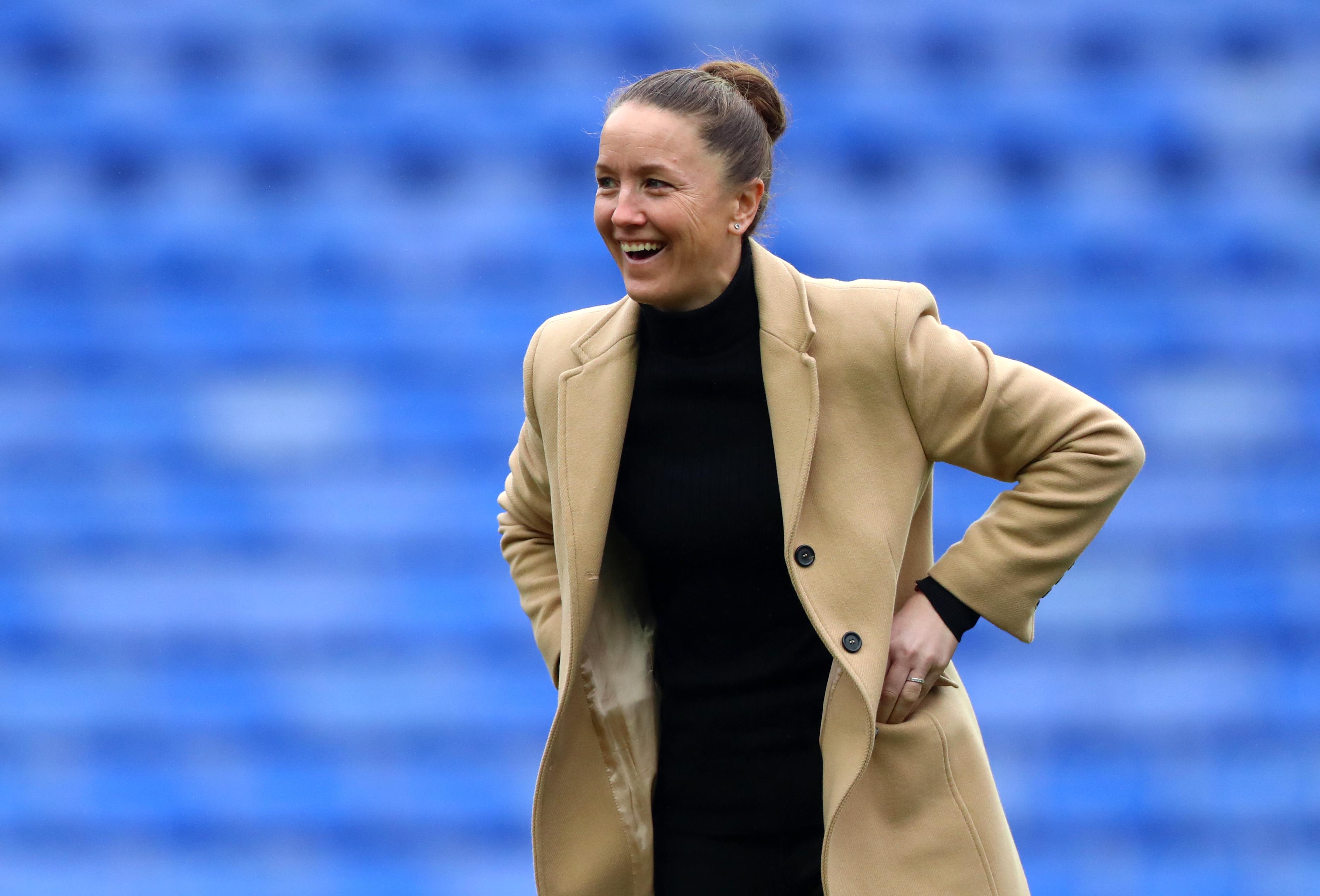 Reading Women v Manchester United Women - Barclays FA Women's Super League
