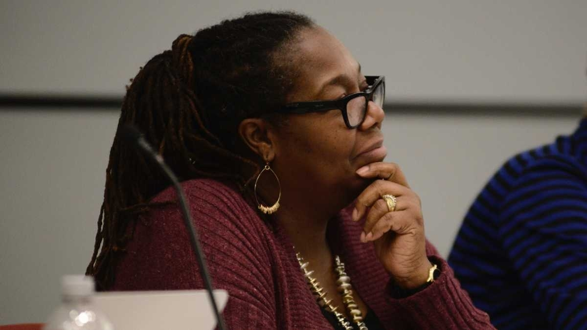 Sylvia Simms, a former member of the School Reform Commission, is the head of Educational Opportunities for Families.